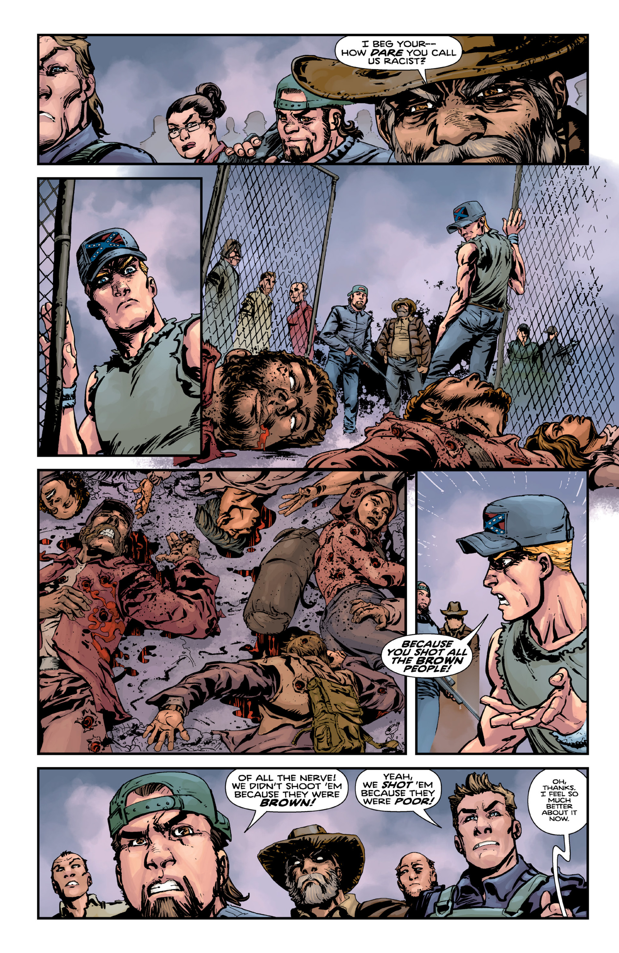 Read online Brain Boy:  The Men from G.E.S.T.A.L.T. comic -  Issue # TPB - 62