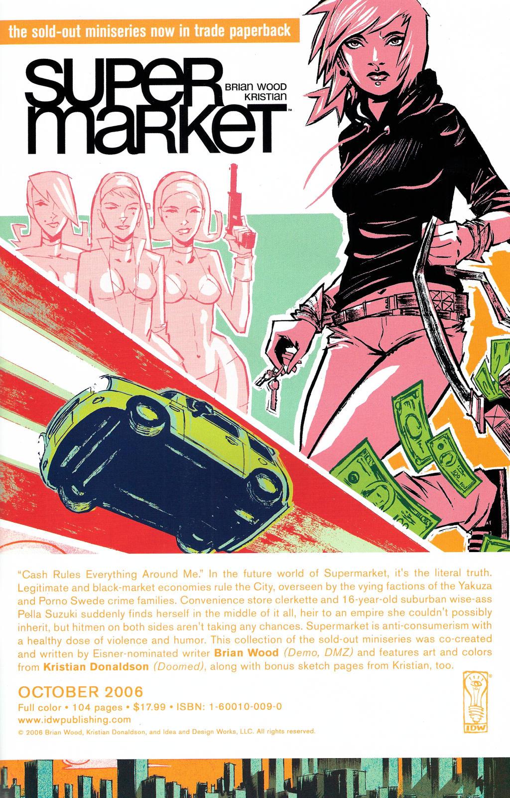 Read online Wormwood: Gentleman Corpse comic -  Issue #4 - 34