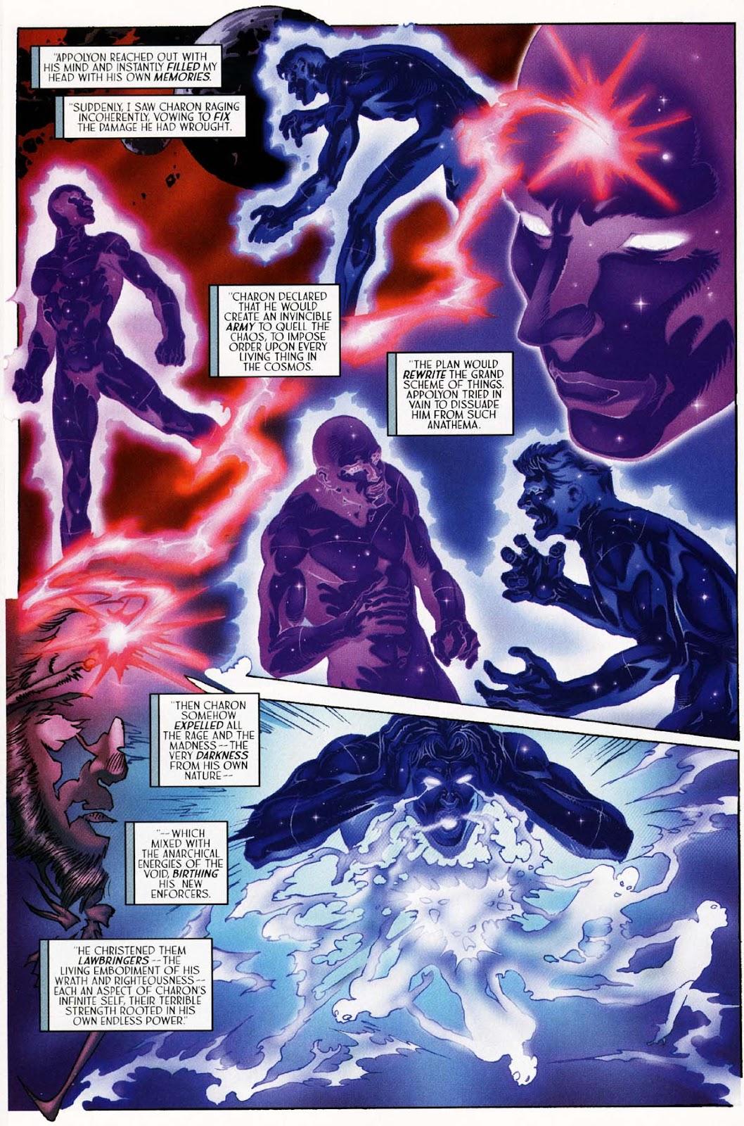 Read online Negation Lawbringer comic -  Issue # Full - 22