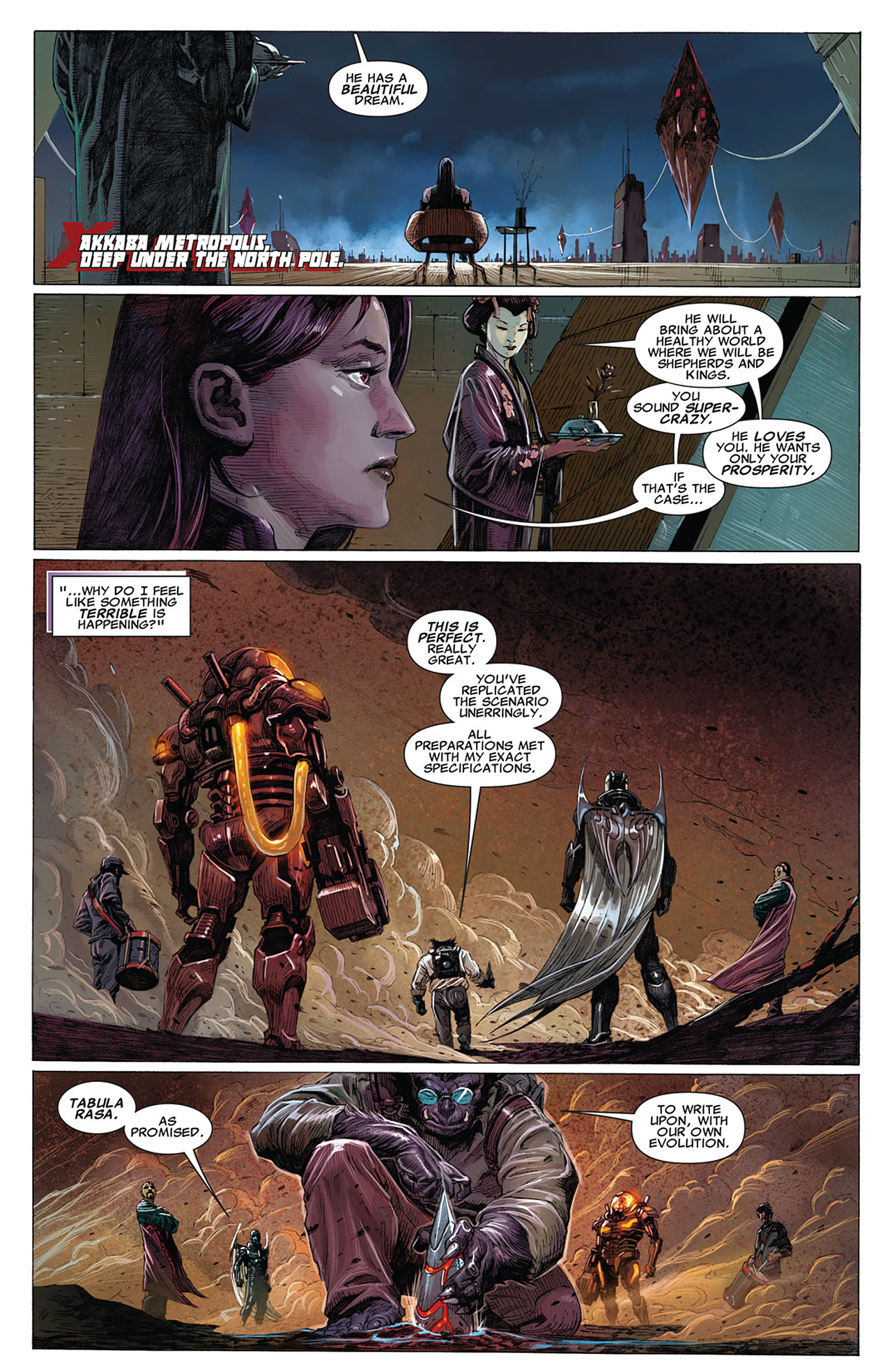 Read online Uncanny X-Force (2010) comic -  Issue #15 - 3