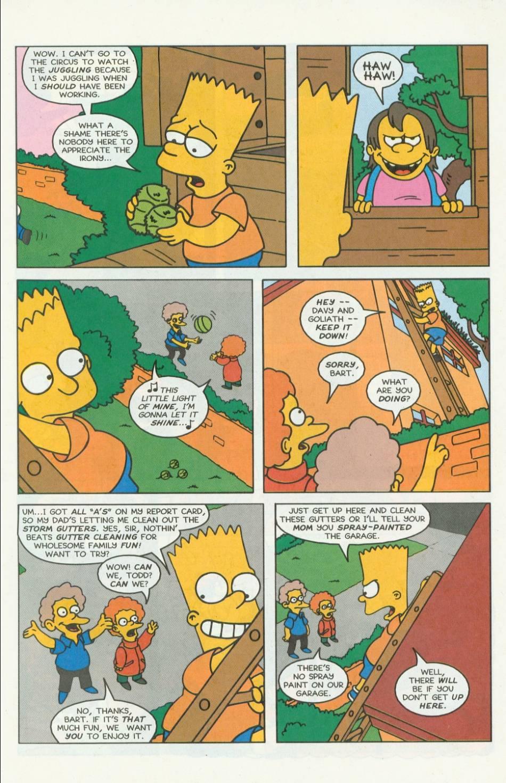Read online Simpsons Comics comic -  Issue #7 - 6