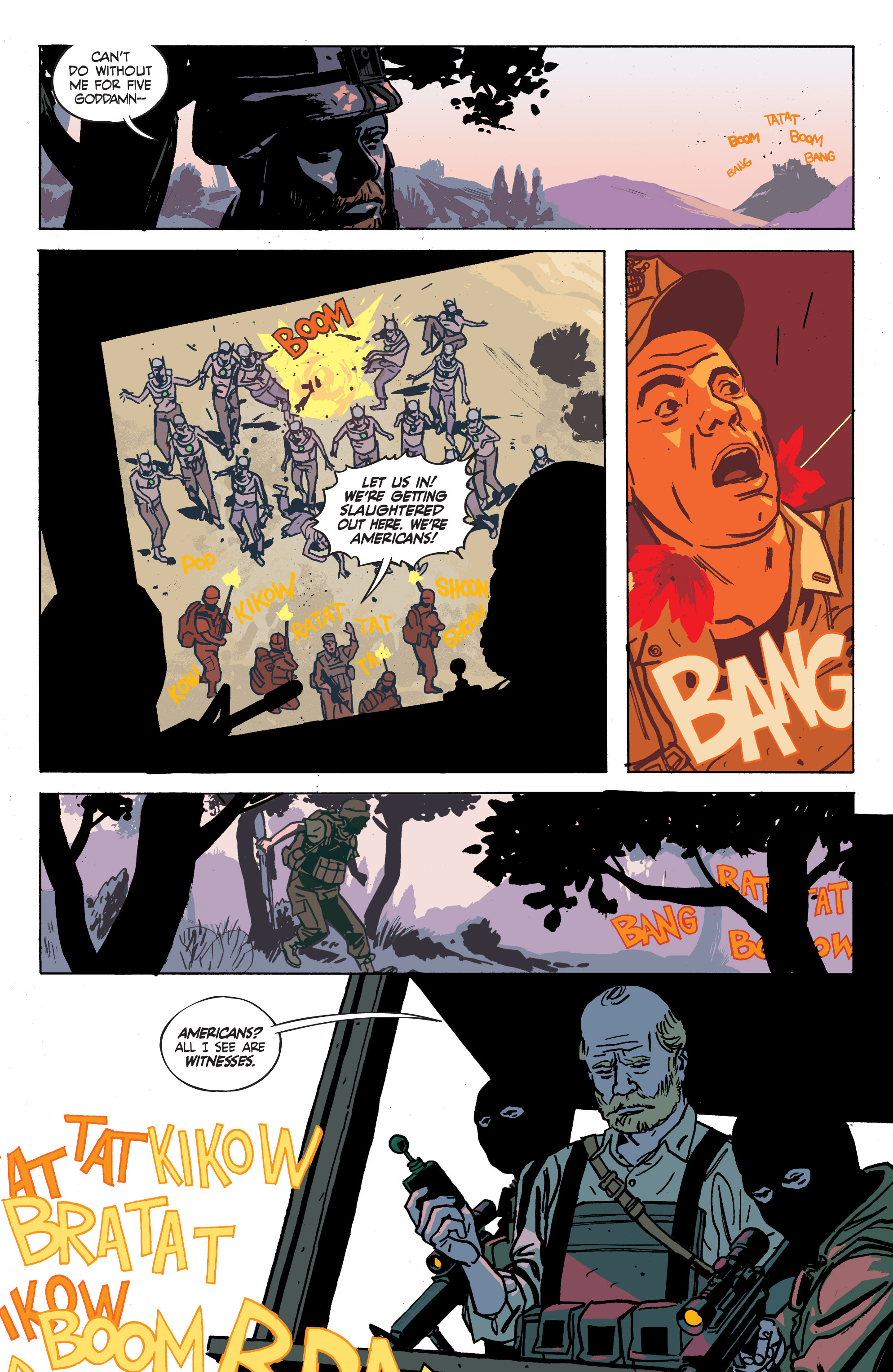 Read online Graveyard of Empires comic -  Issue # TPB - 91
