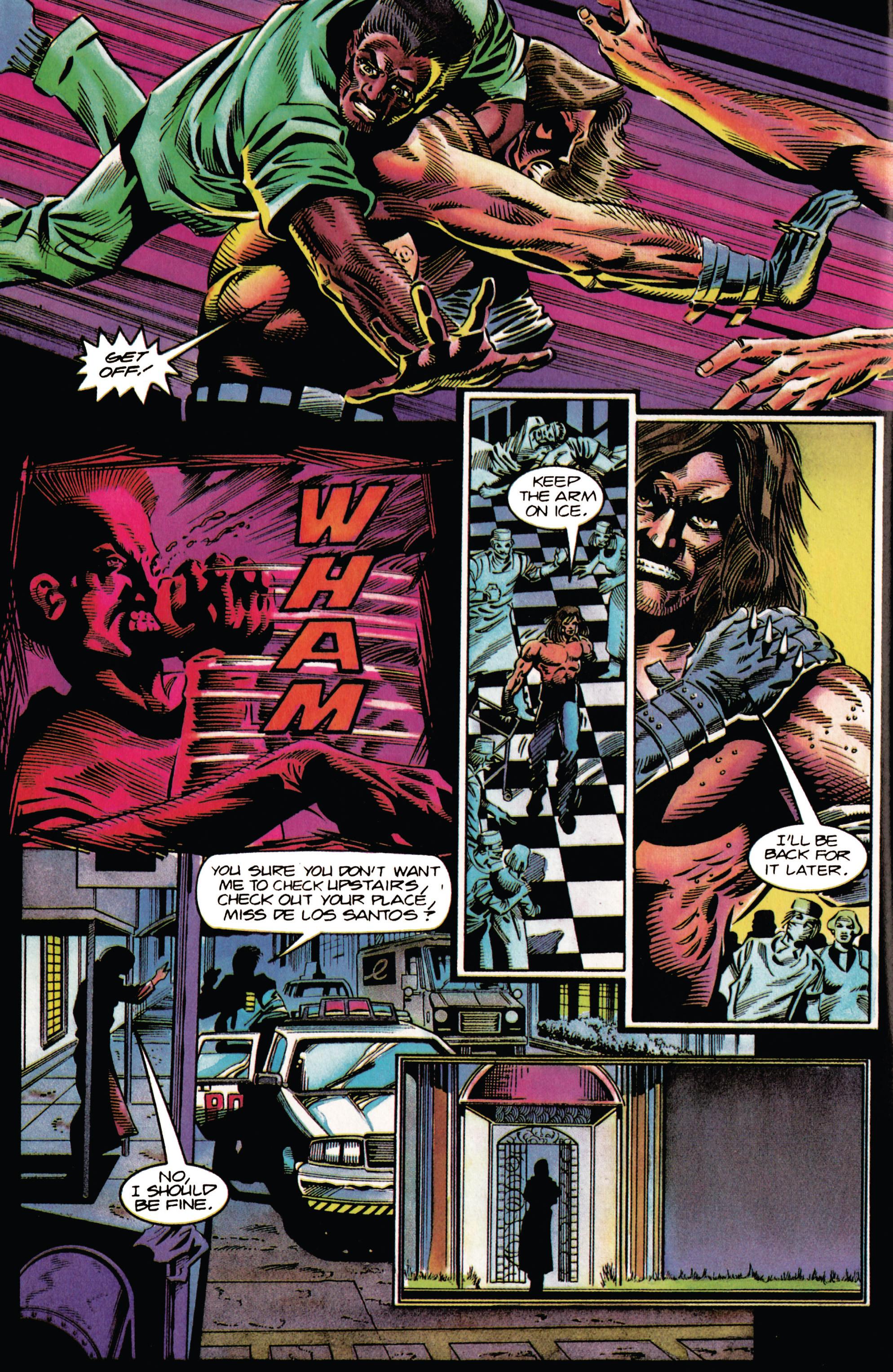 Read online Eternal Warrior (1992) comic -  Issue #35 - 14