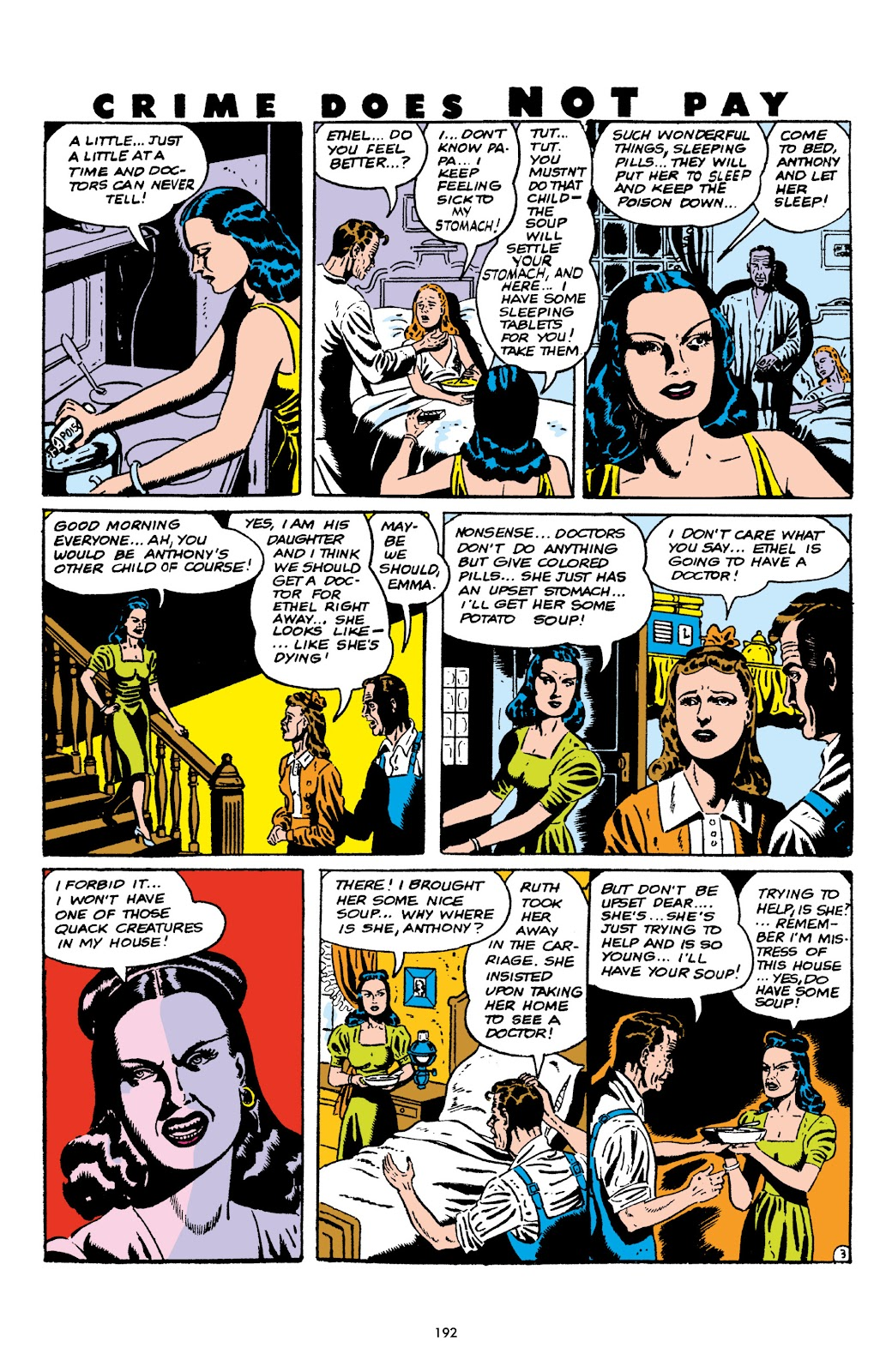 Read online Crime Does Not Pay Archives comic -  Issue # TPB 5 (Part 2) - 92