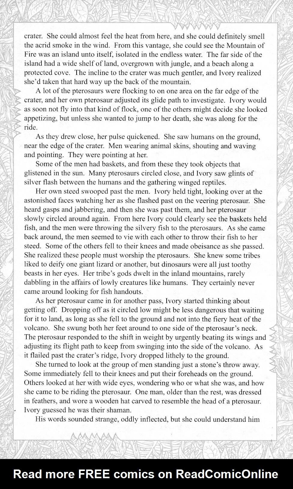 Read online Jungle Fantasy (2002) comic -  Issue #4 - 20