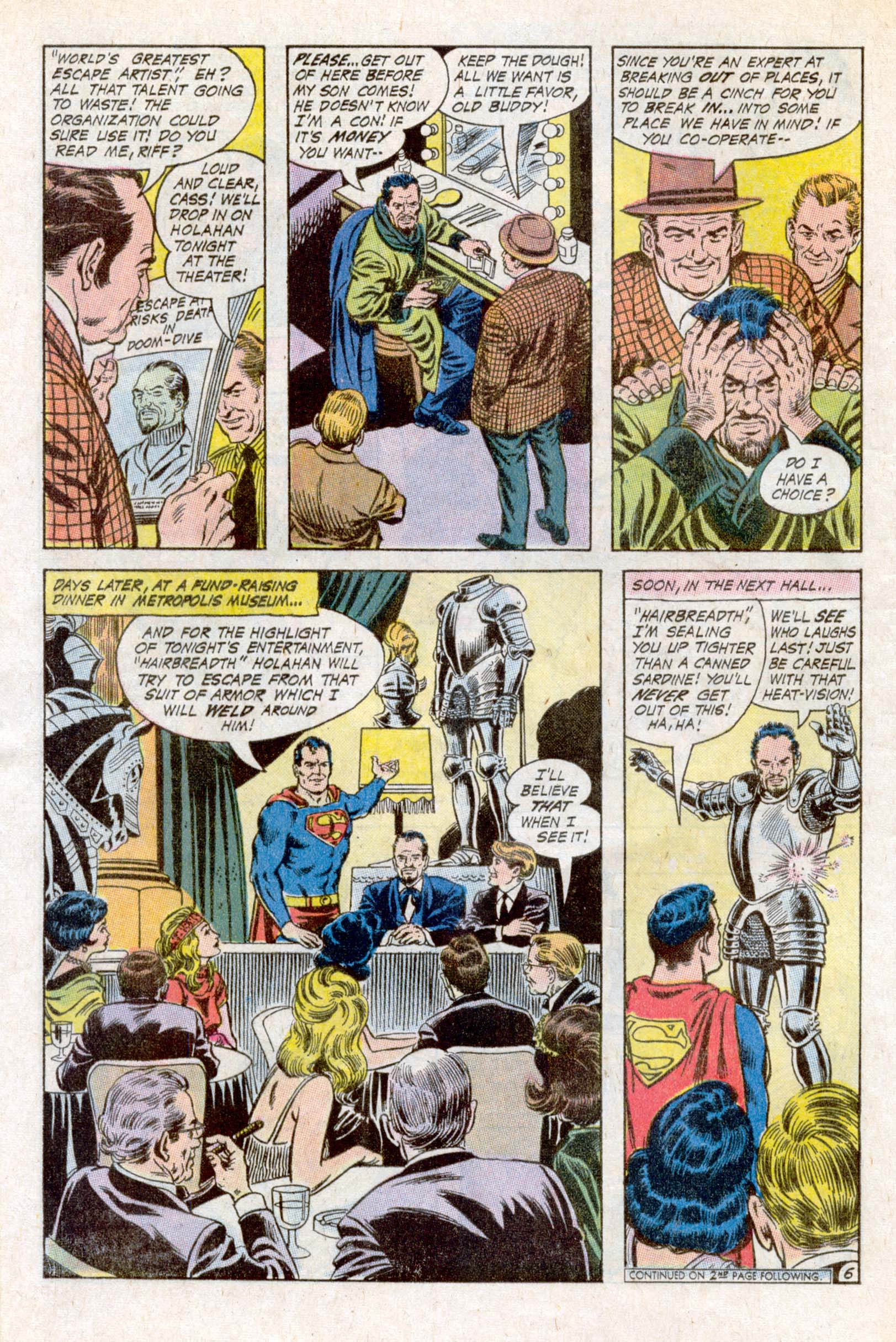 Read online Action Comics (1938) comic -  Issue #393 - 9