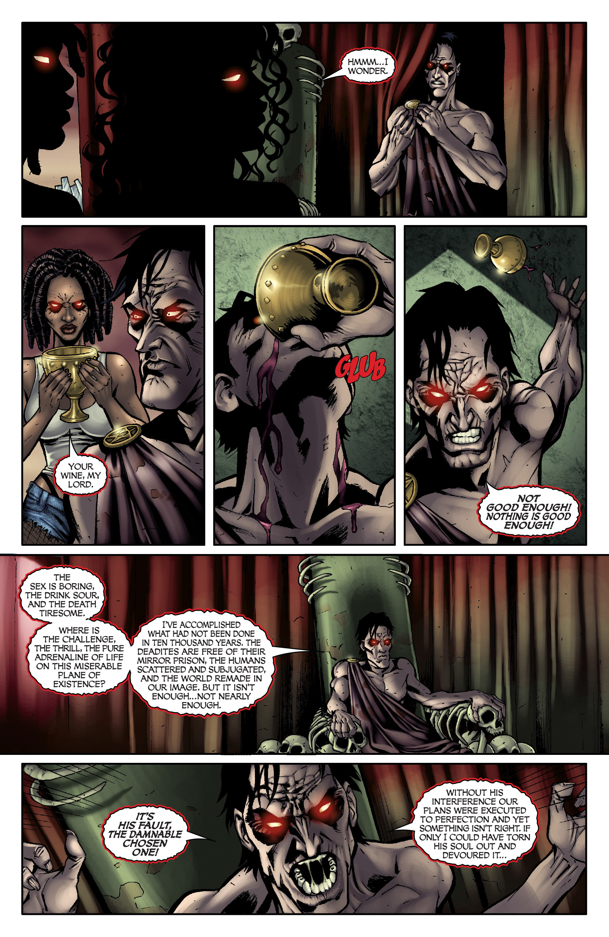 Read online Army of Darkness: From the Ashes comic -  Issue #Army of Darkness: From the Ashes TPB - 21