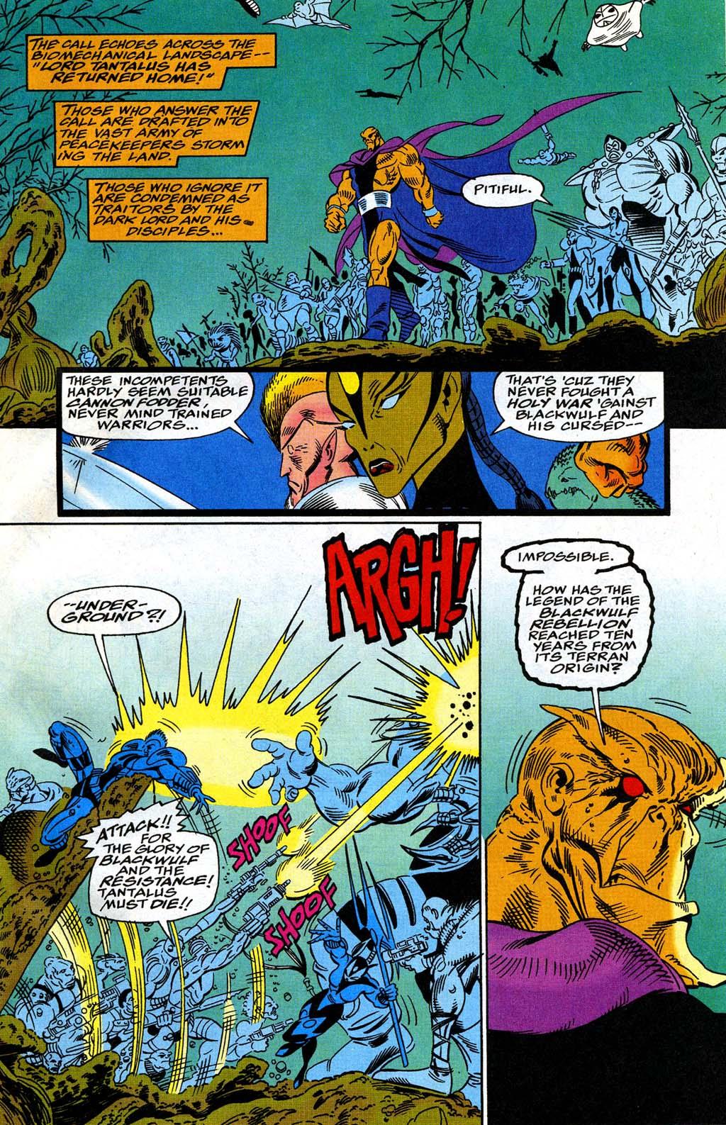 Read online Blackwulf comic -  Issue #8 - 13