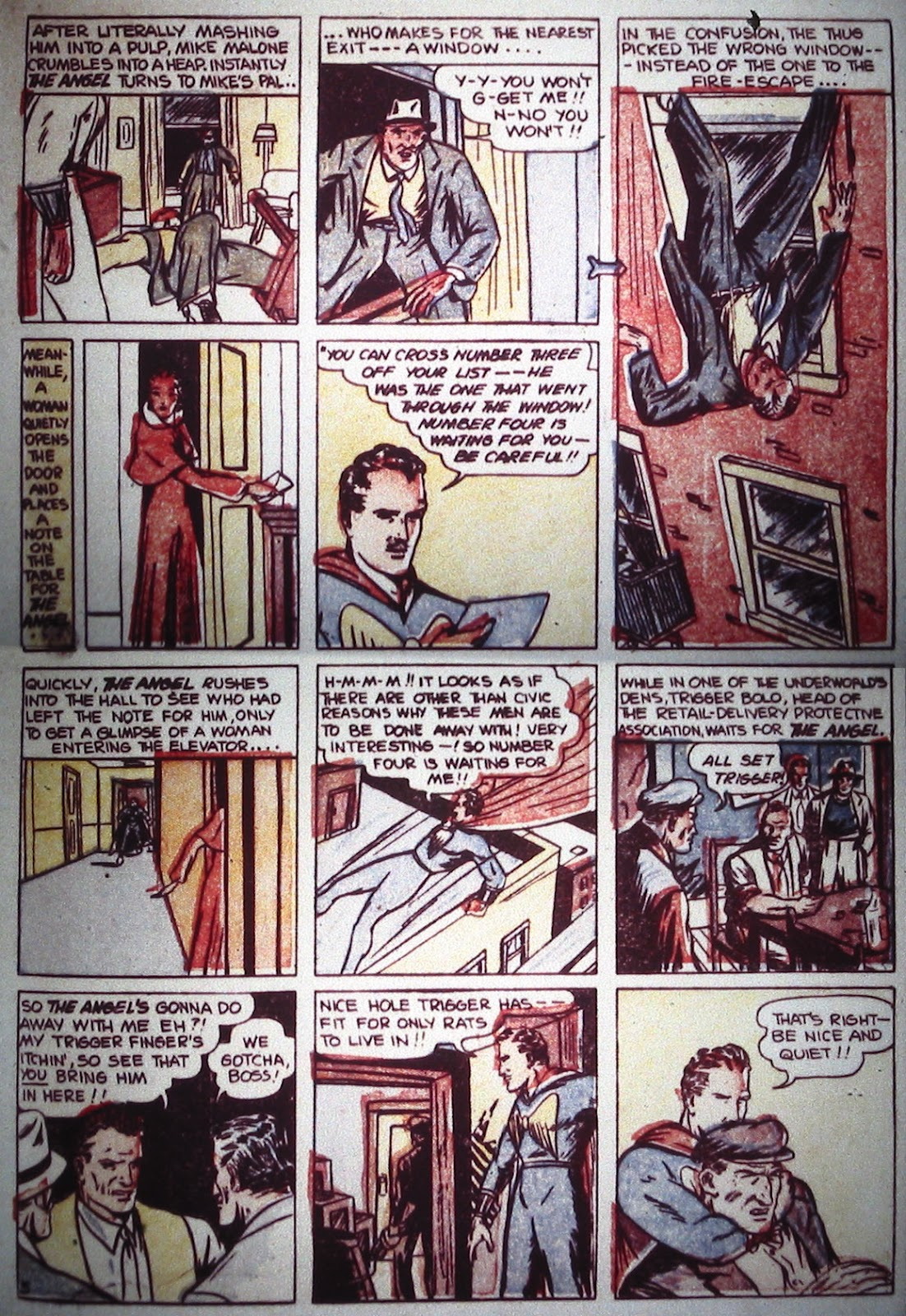 Marvel Comics (1939) issue Full - Page 23