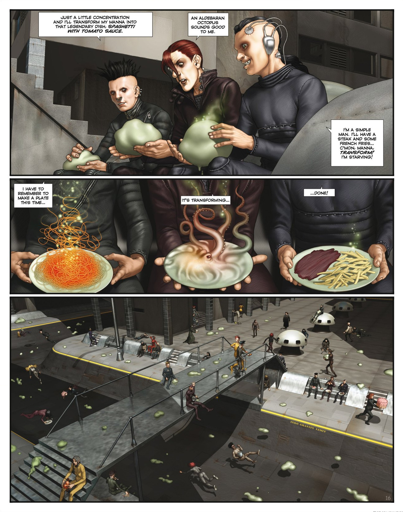 Read online Megalex (2014) comic -  Issue #2 - 18