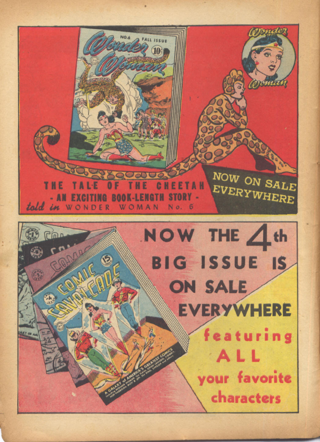 Read online Sensation (Mystery) Comics comic -  Issue #24 - 16