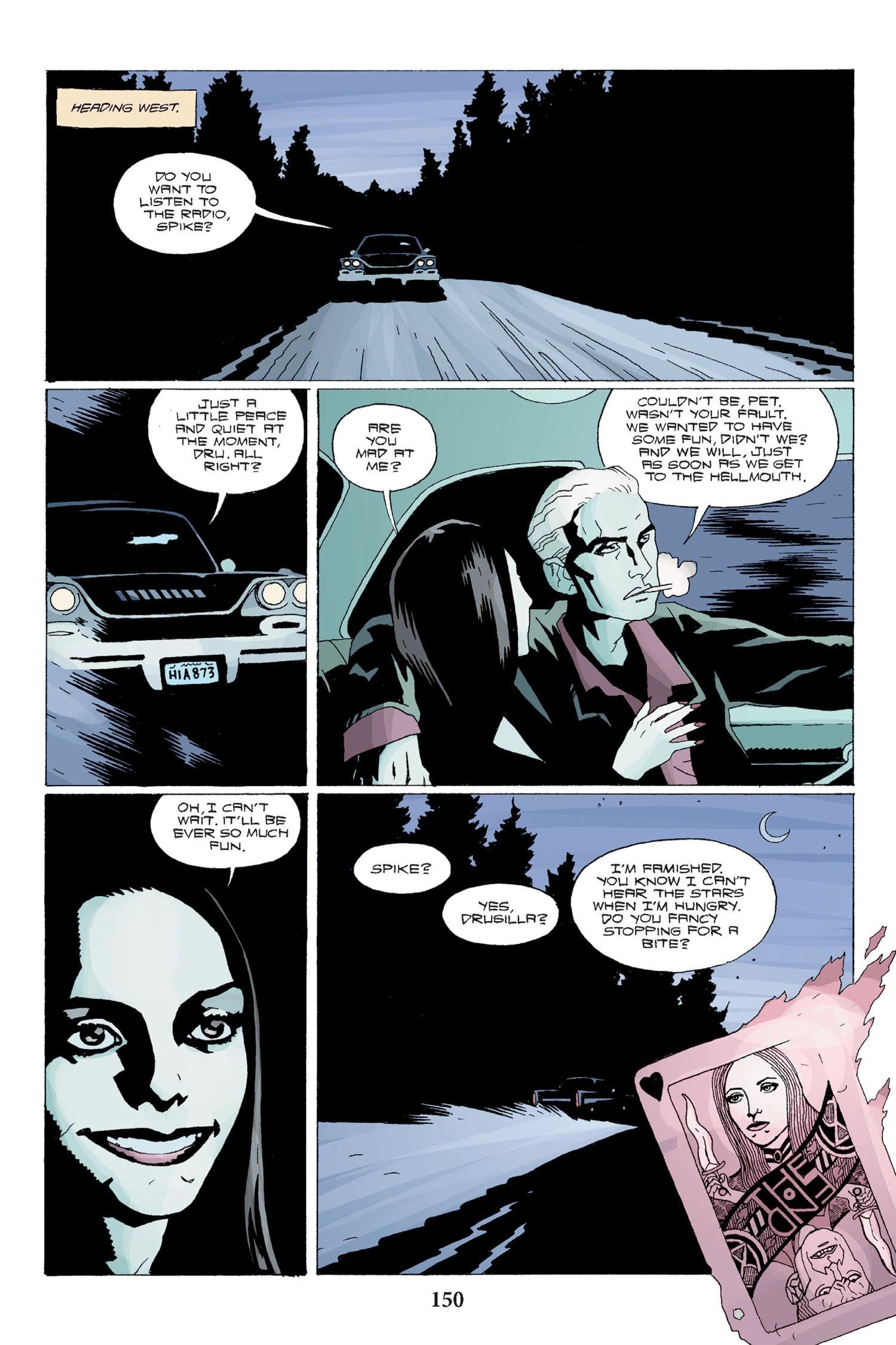Read online Buffy the Vampire Slayer: Omnibus comic -  Issue # TPB 2 - 144