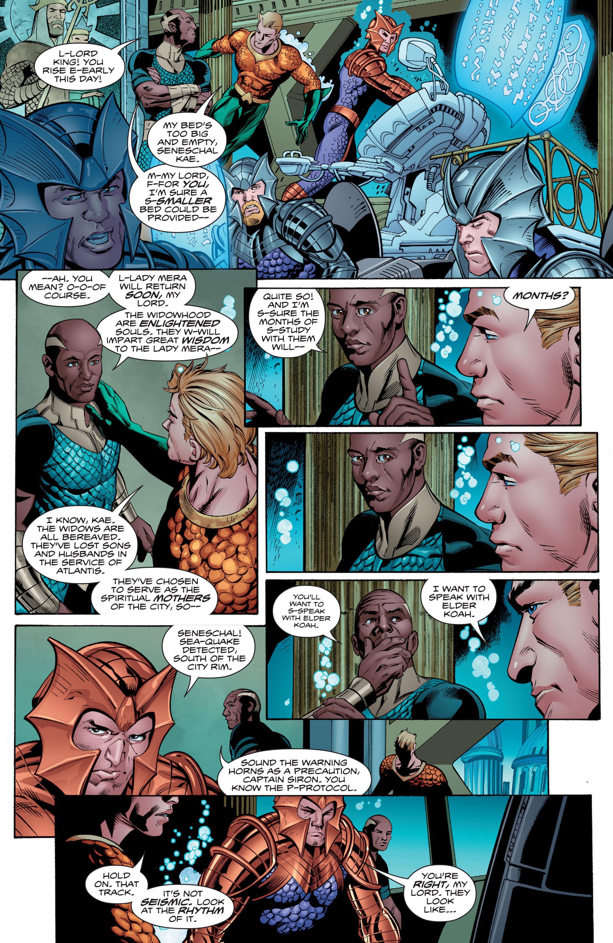 Read online Aquaman (2016) comic -  Issue #8 - 6