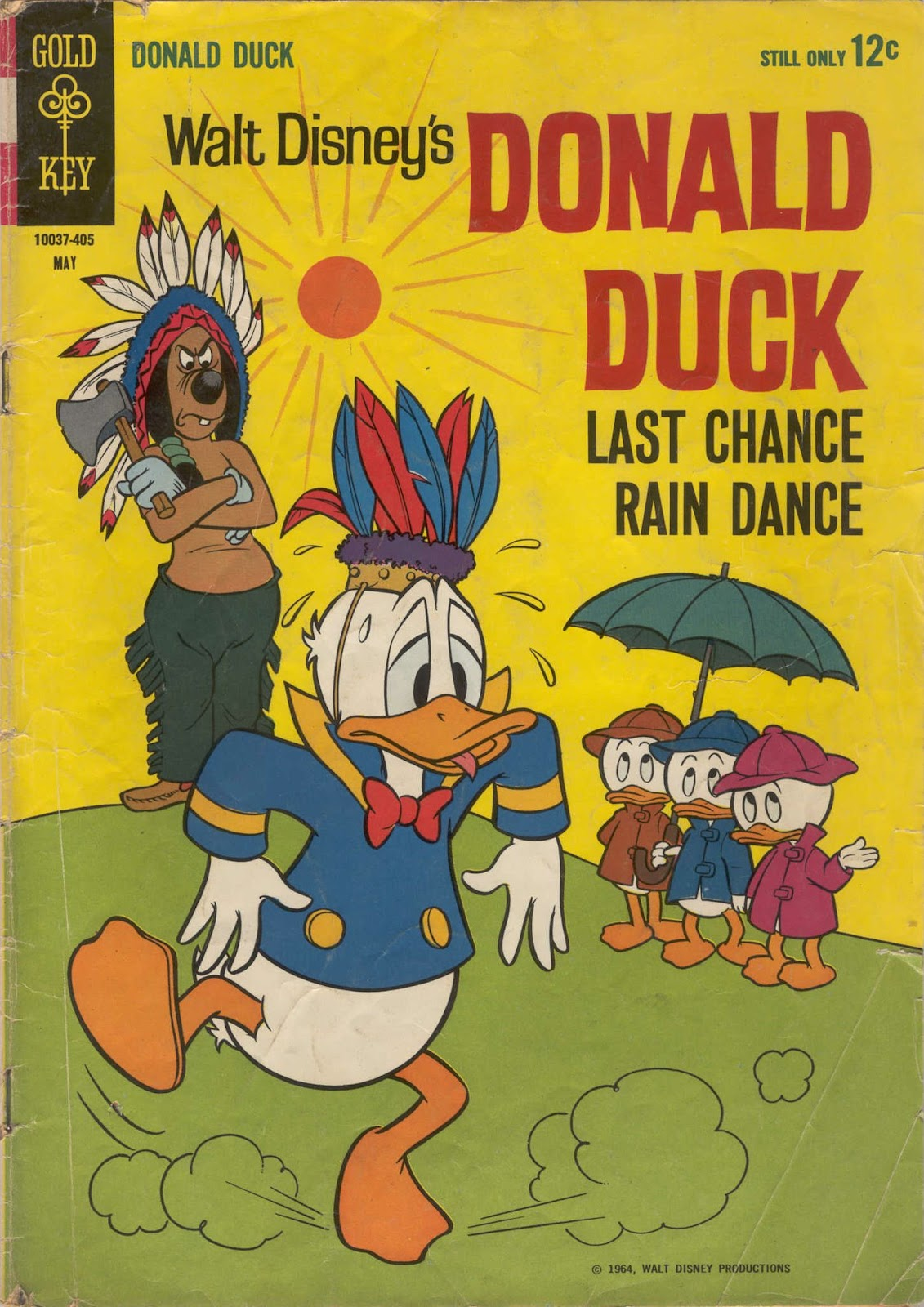 Donald Duck (1962) 94 Page 1