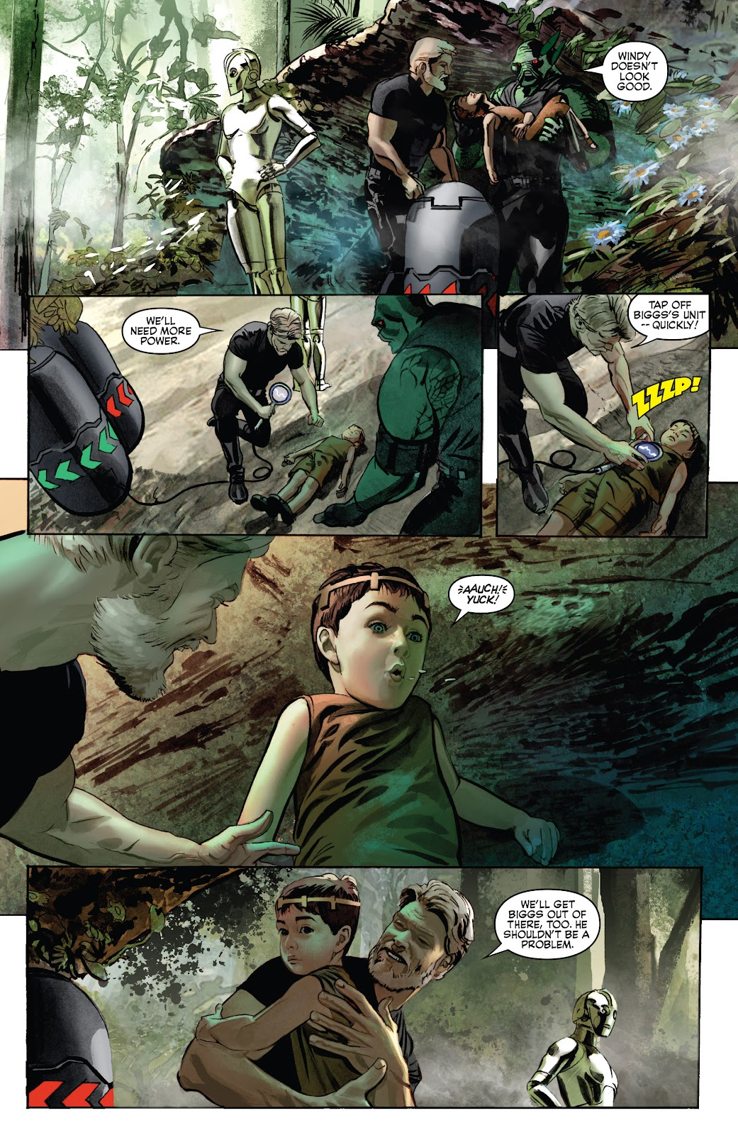 Read online Star Wars Legends: Infinities - Epic Collection comic -  Issue # TPB (Part 5) - 30