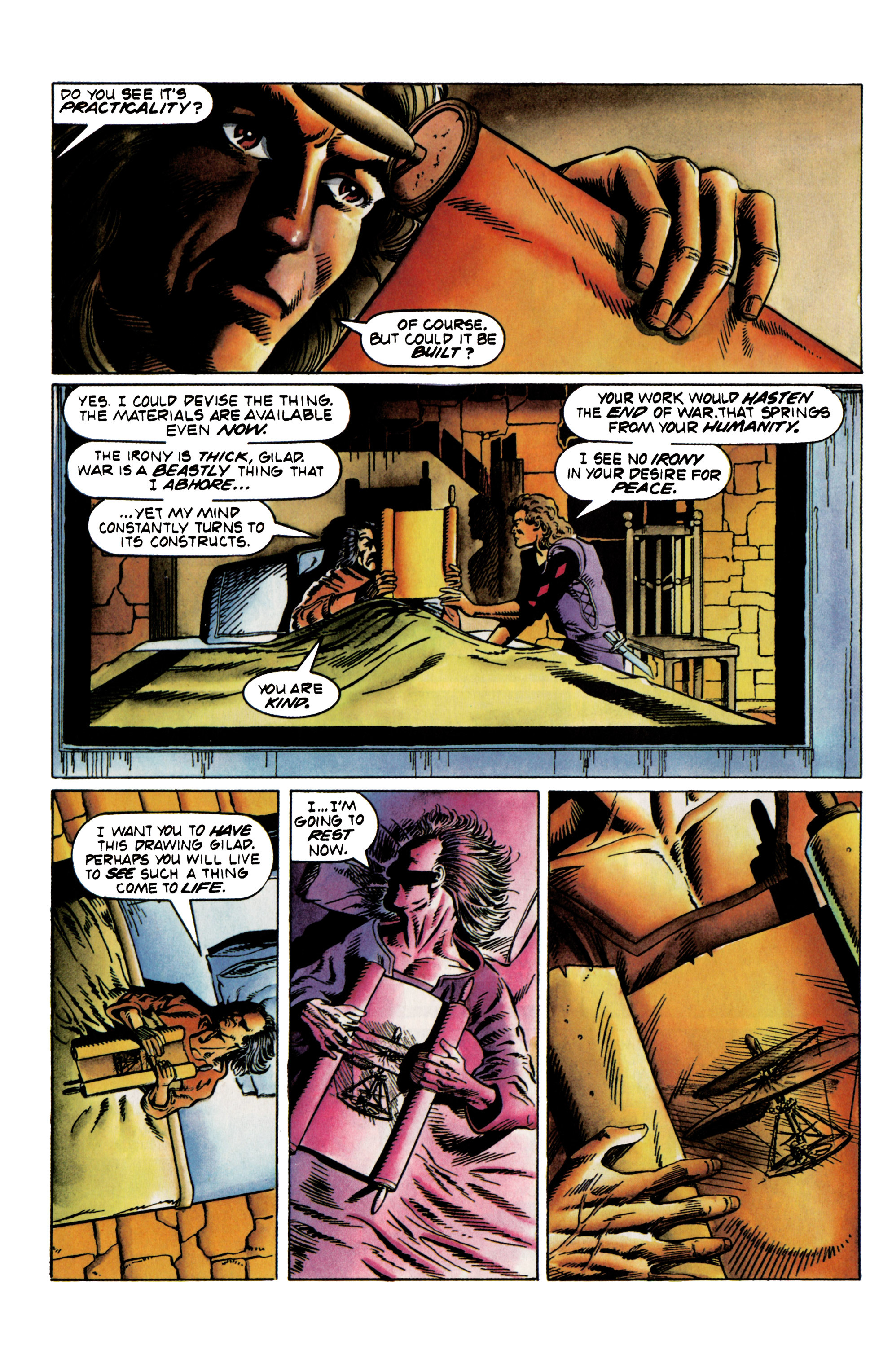 Read online Eternal Warrior (1992) comic -  Issue #21 - 5