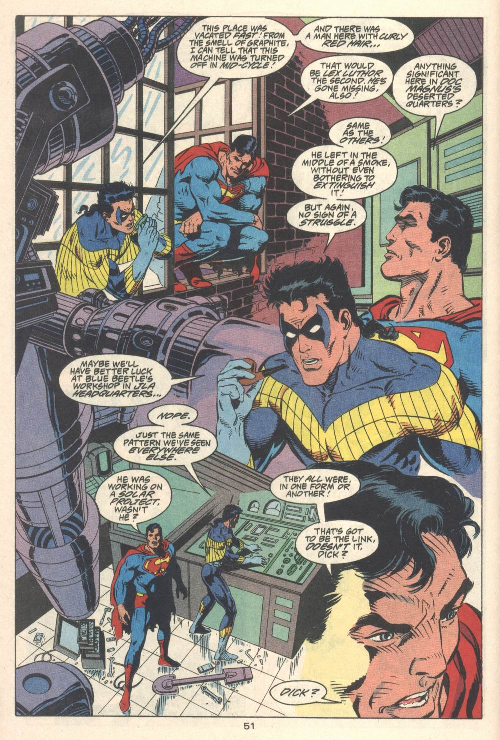 Read online Adventures of Superman (1987) comic -  Issue #Adventures of Superman (1987) _Annual 4 - 52
