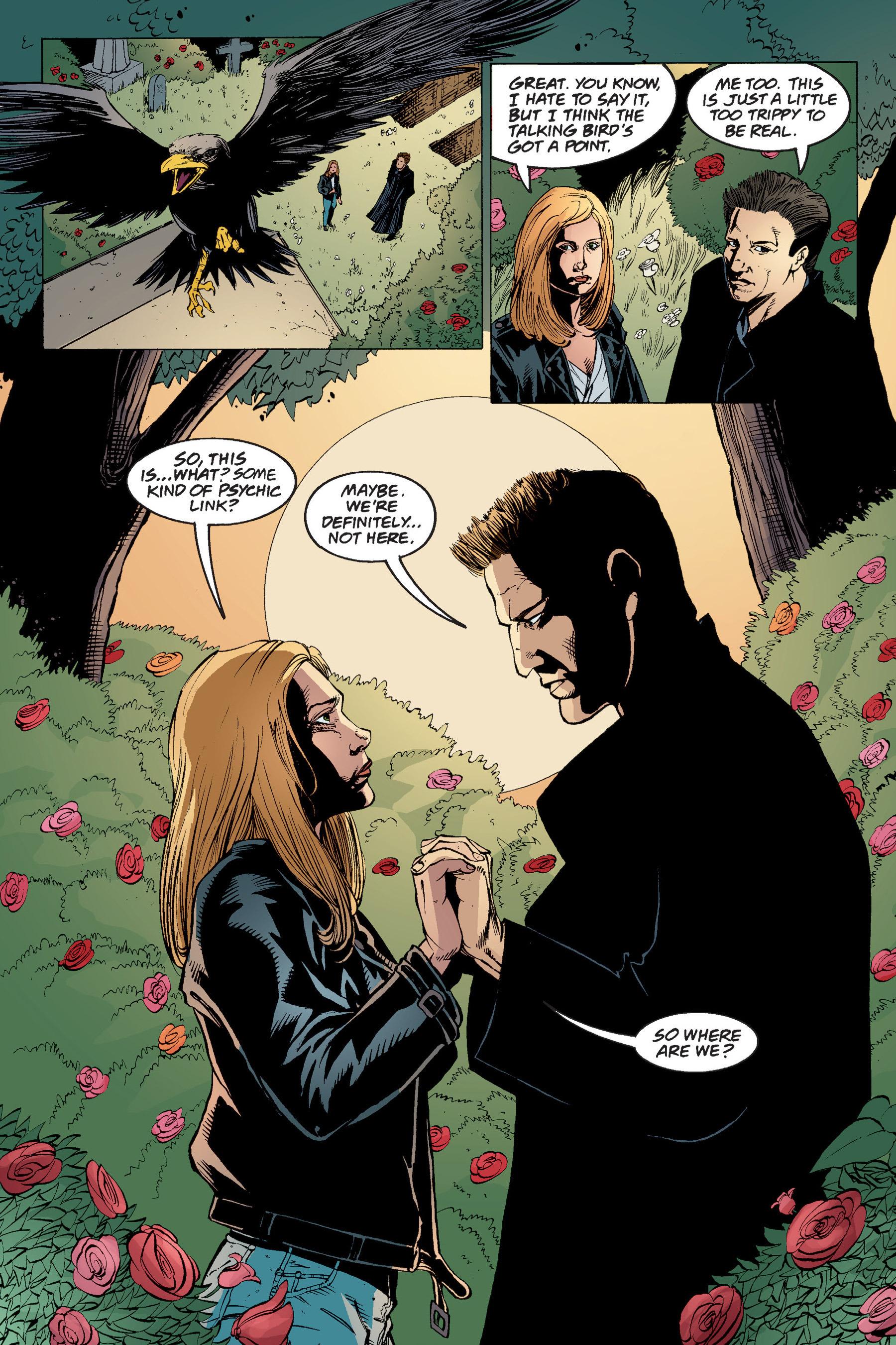 Read online Buffy the Vampire Slayer: Omnibus comic -  Issue # TPB 4 - 358