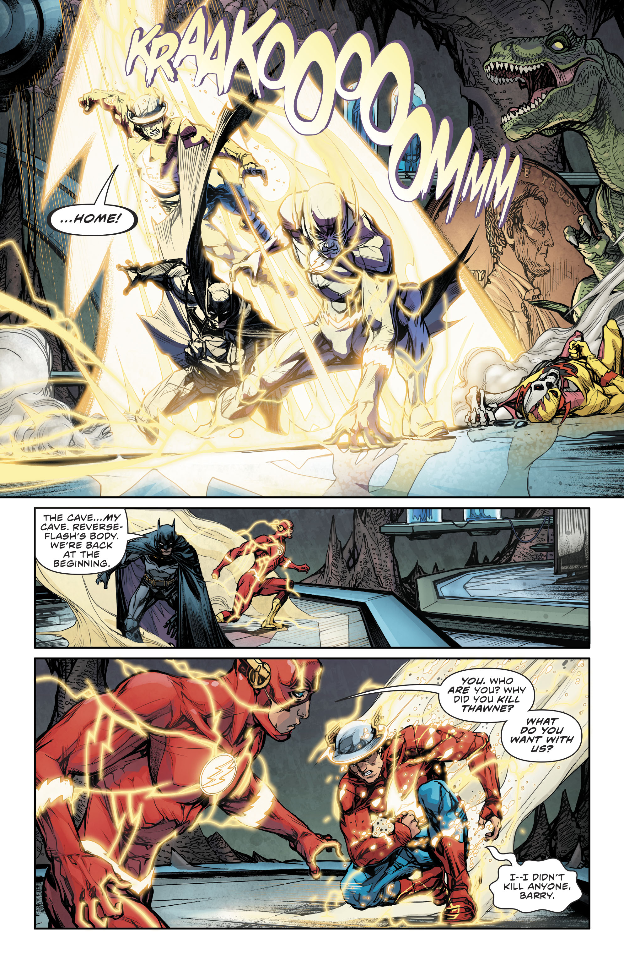 Read online The Flash (2016) comic -  Issue #22 - 13