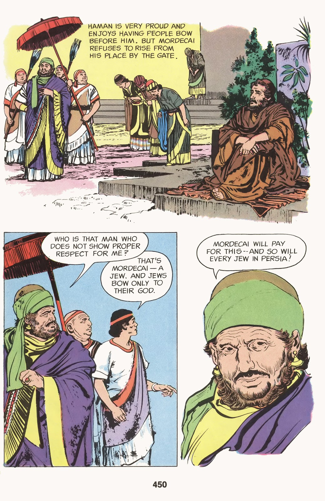 The Picture Bible issue TPB (Part 5) - Page 53
