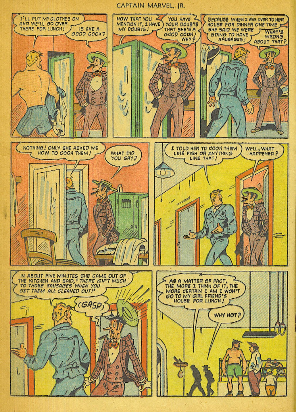 Captain Marvel, Jr. issue 111 - Page 13