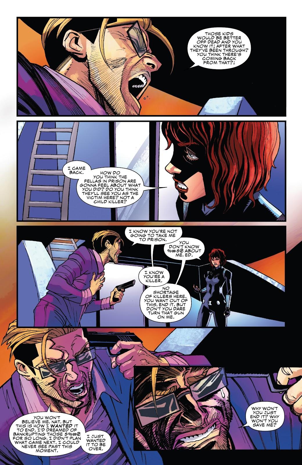 Read online Black Widow (2019) comic -  Issue #5 - 16