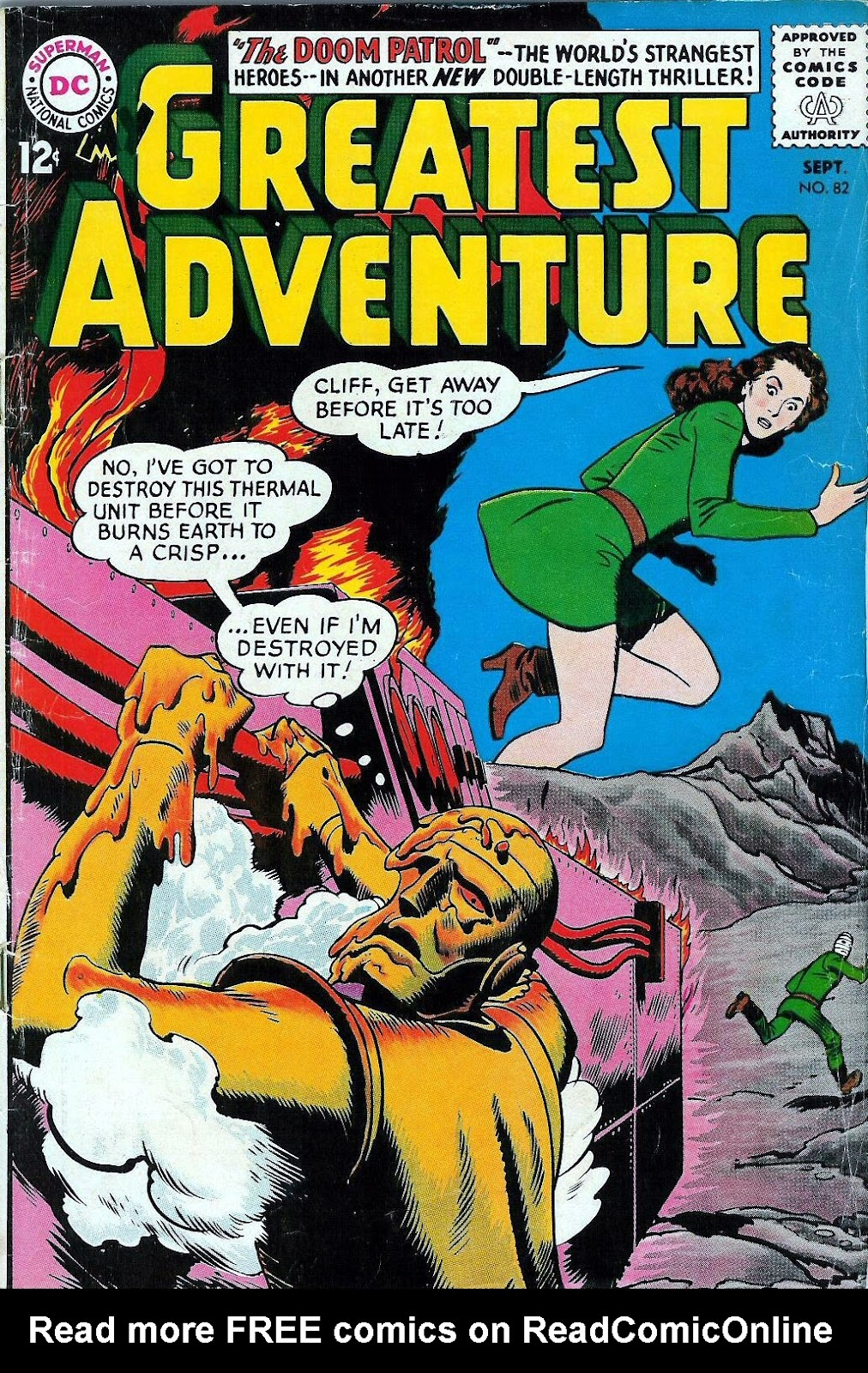 My Greatest Adventure (1955) 82 Page 1
