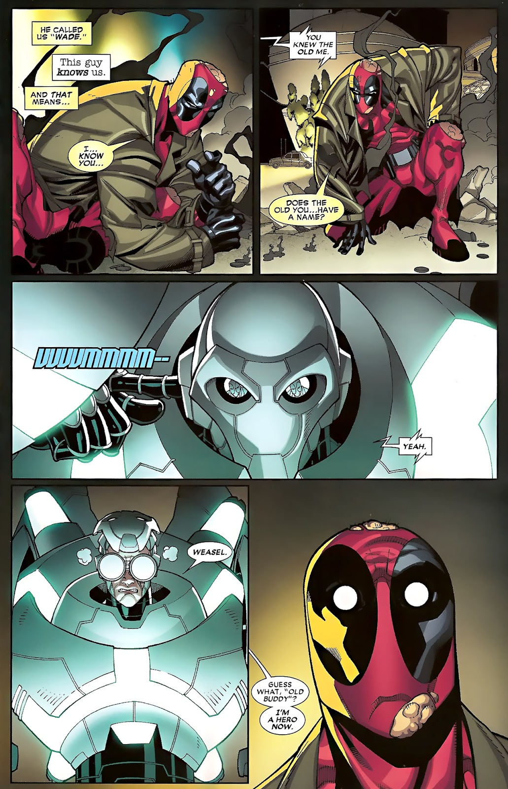 Read online Deadpool (2008) comic -  Issue #23 - 14