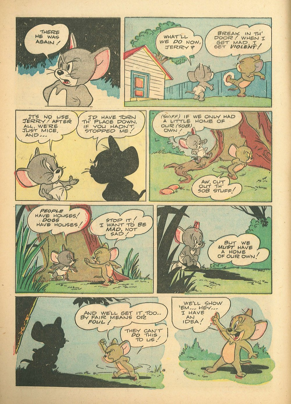 Our Gang with Tom & Jerry issue 59 - Page 4