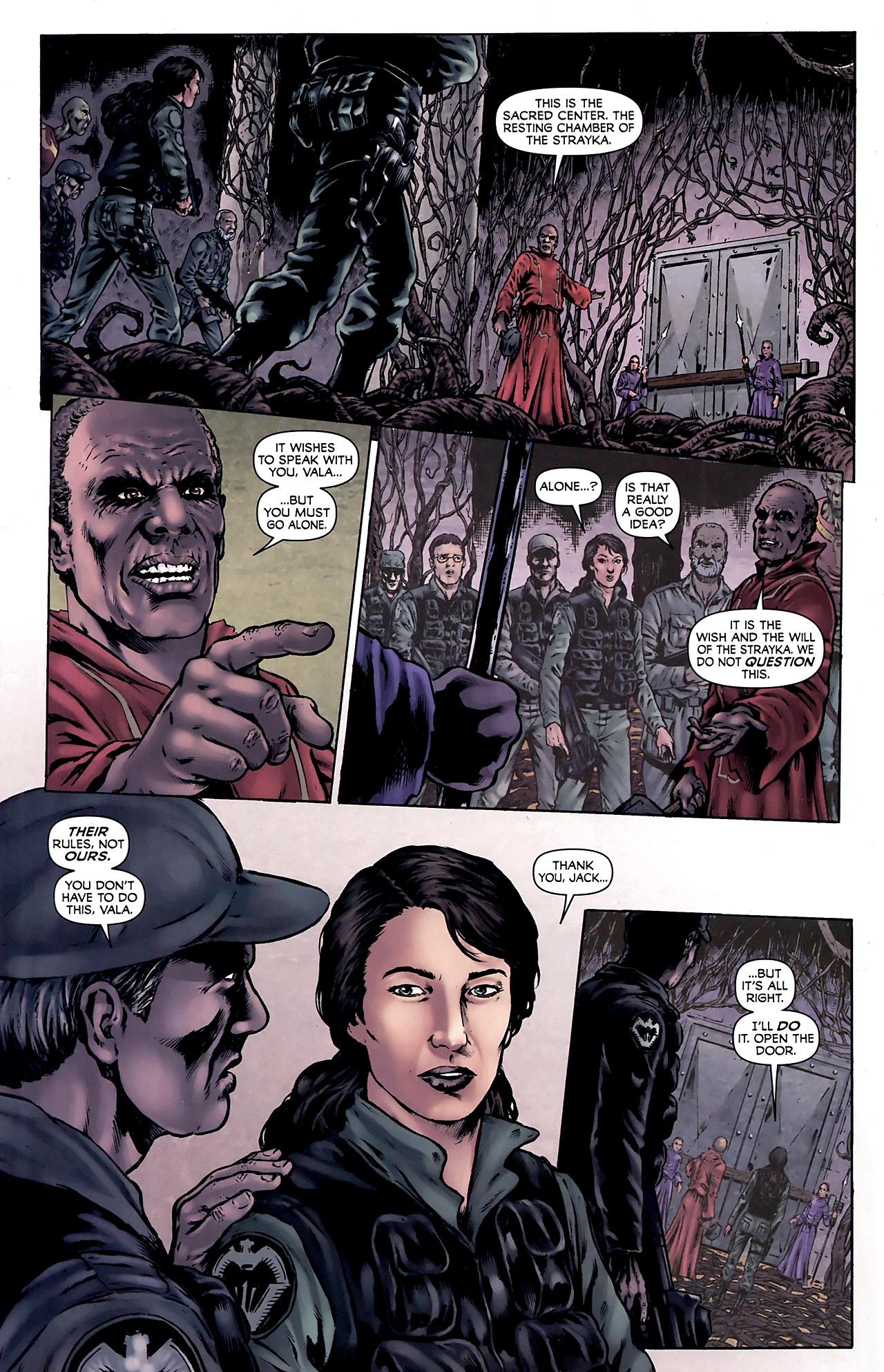 Read online Stargate Vala Mal Doran comic -  Issue #4 - 13