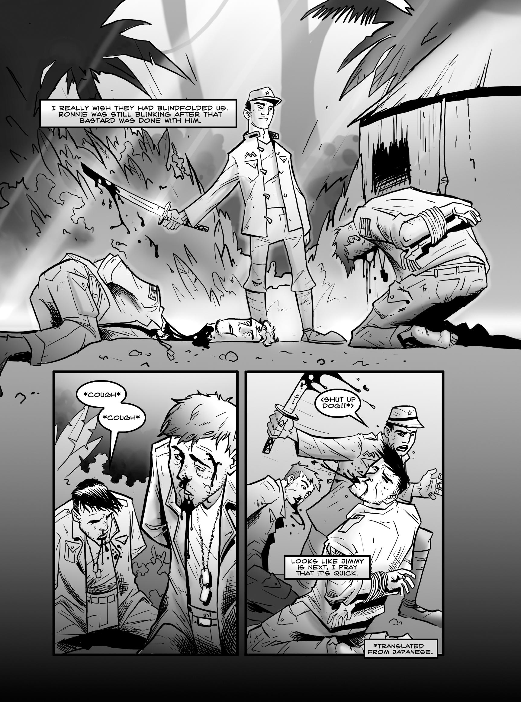 Read online FUBAR comic -  Issue #2 - 183