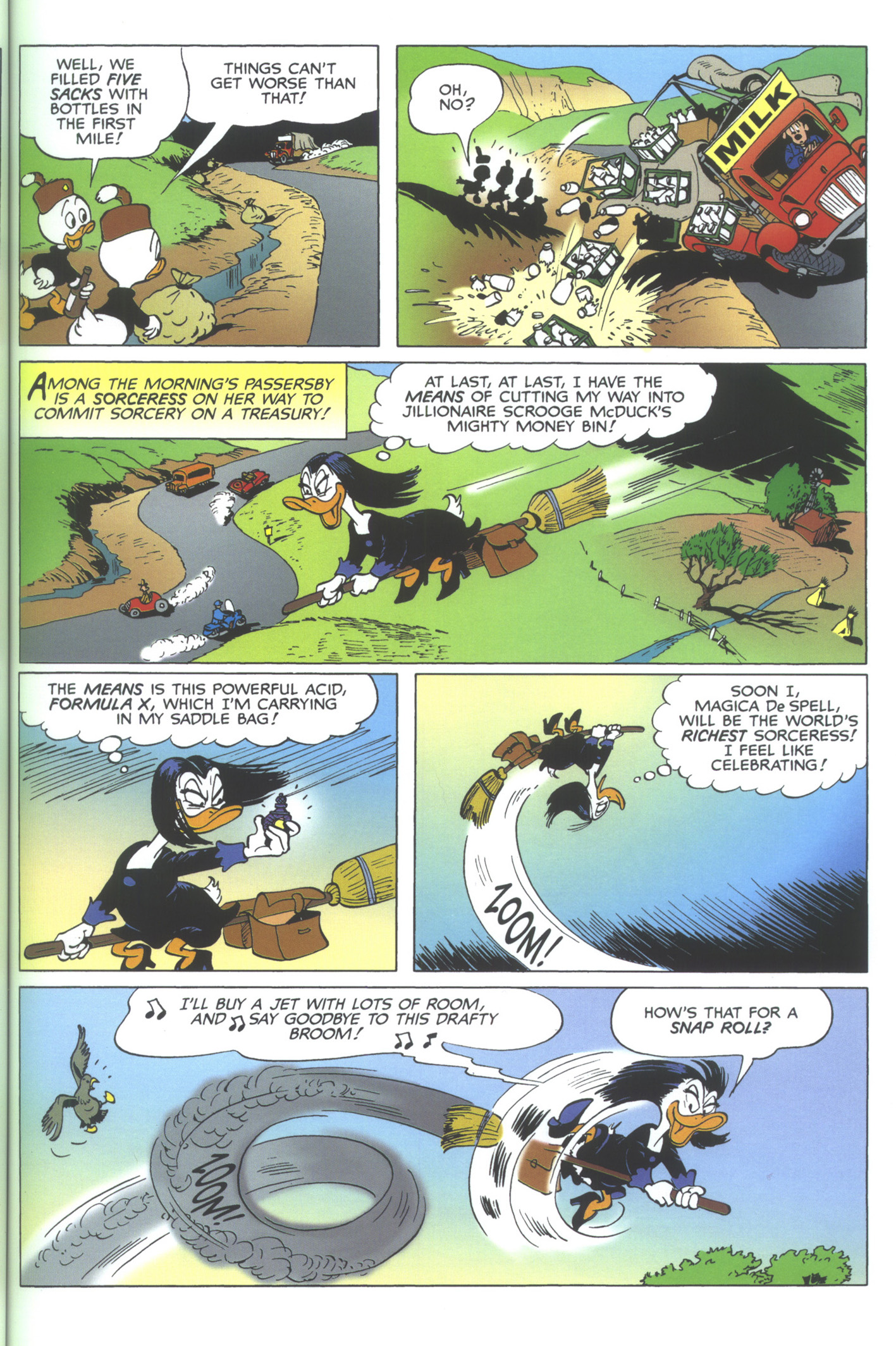 Read online Uncle Scrooge (1953) comic -  Issue #355 - 41