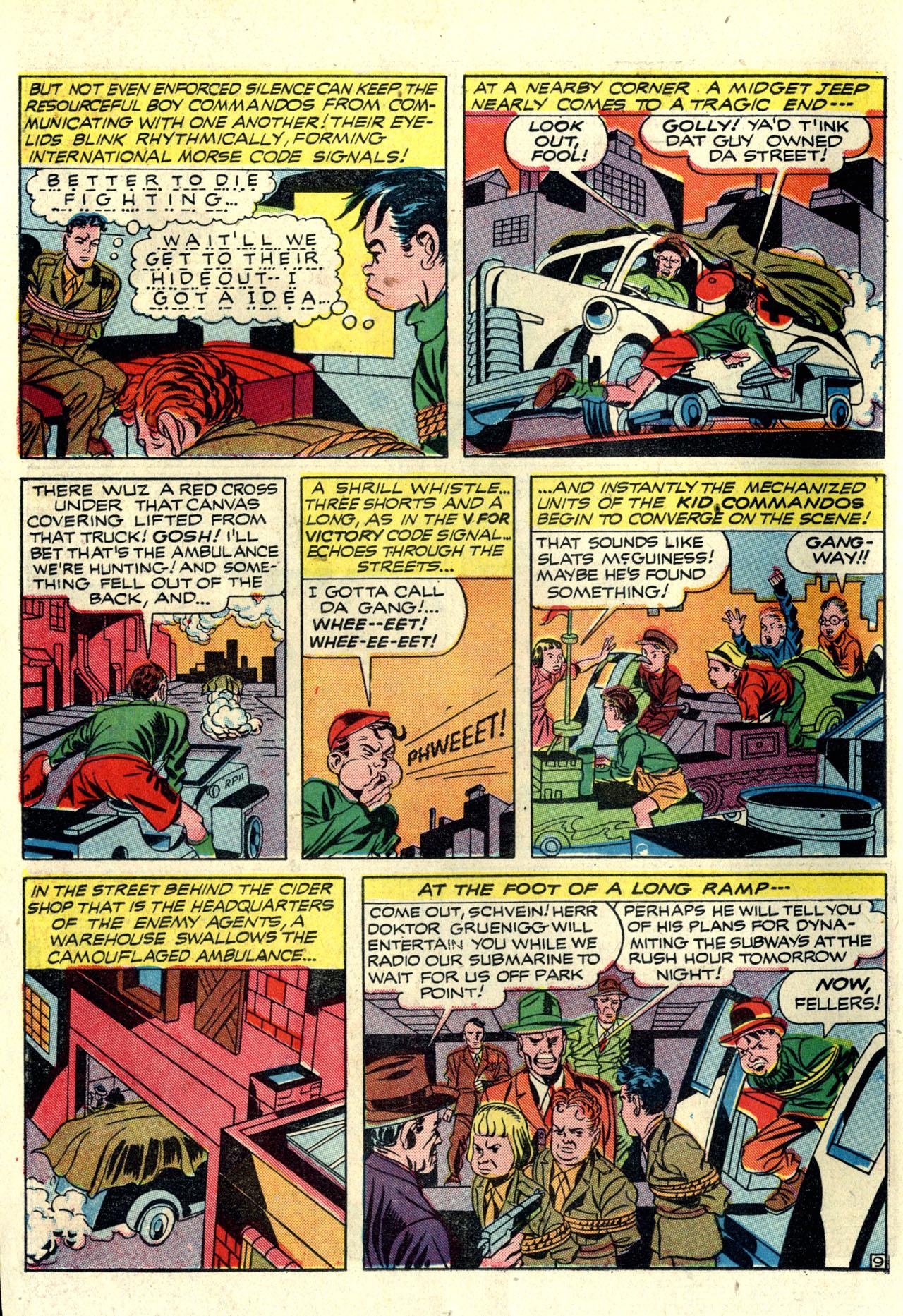 Read online Detective Comics (1937) comic -  Issue #76 - 24
