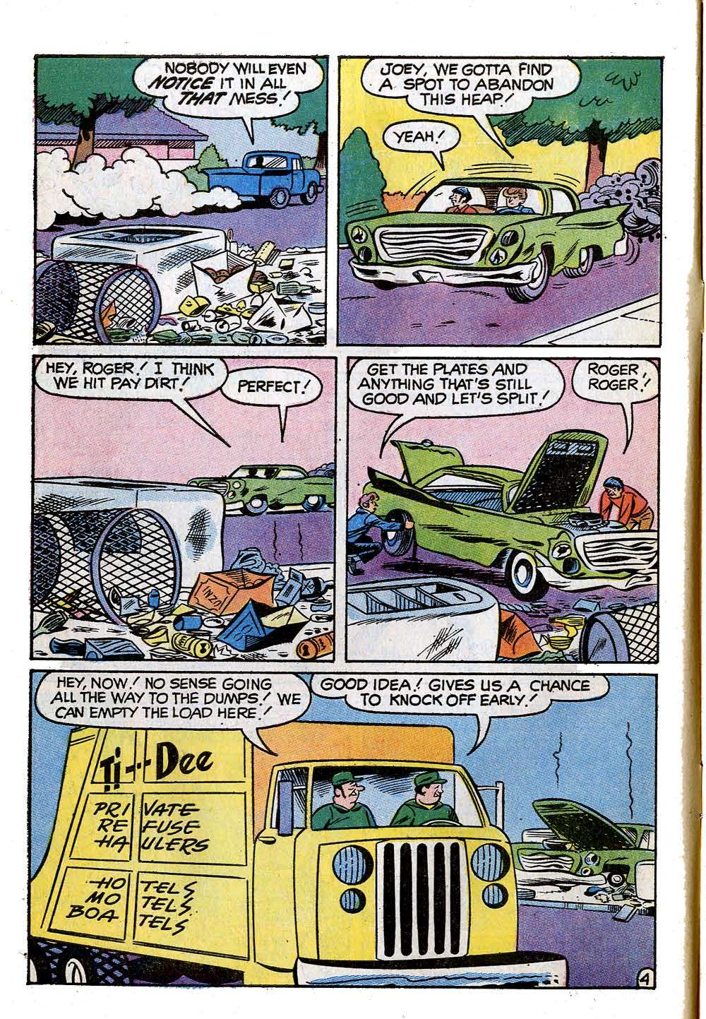Read online Archie (1960) comic -  Issue #210 - 6