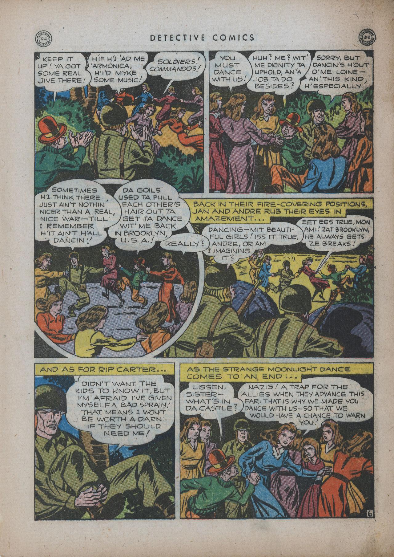 Read online Detective Comics (1937) comic -  Issue #94 - 43