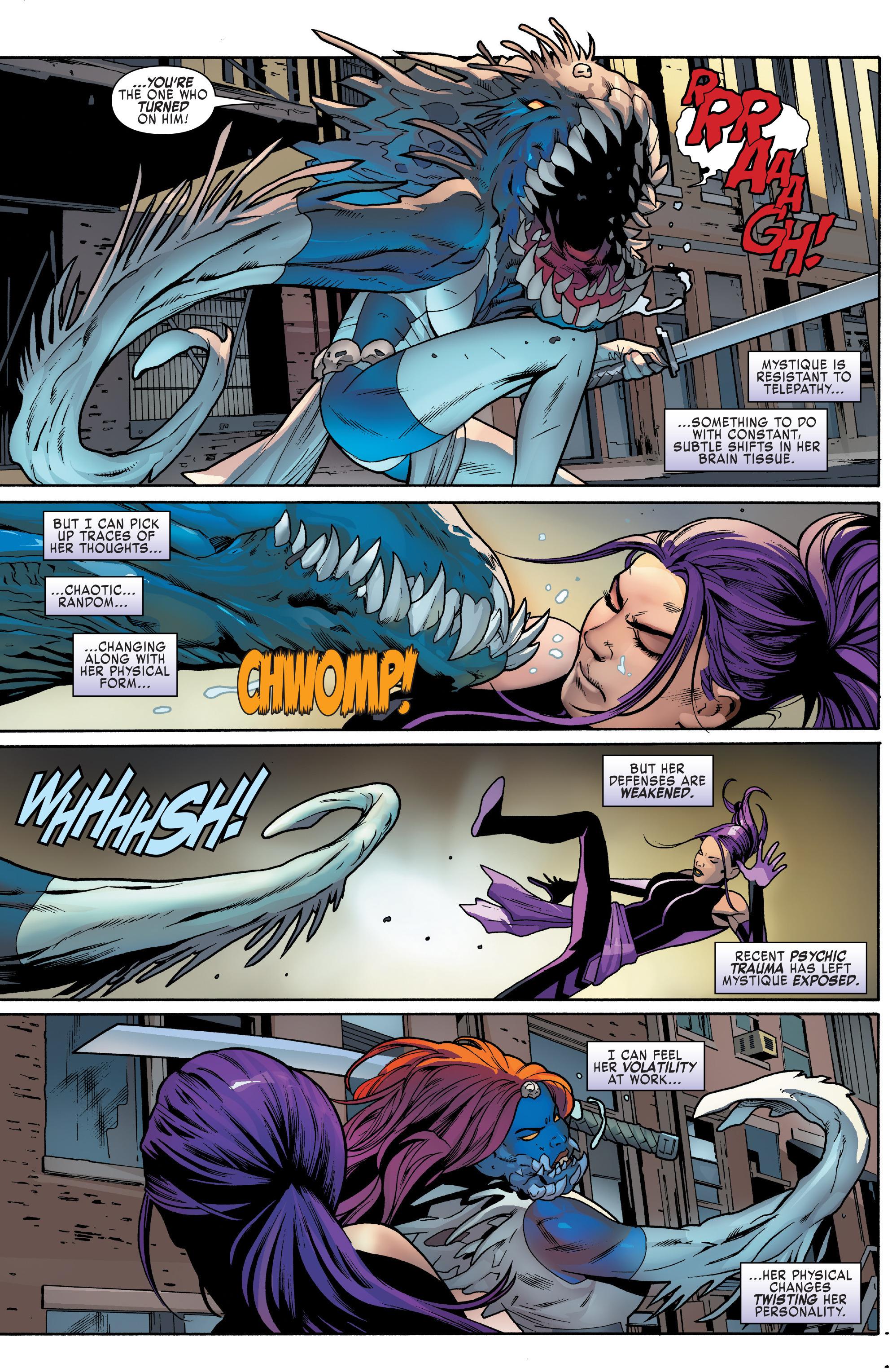Read online Uncanny X-Men (2016) comic -  Issue #15 - 16