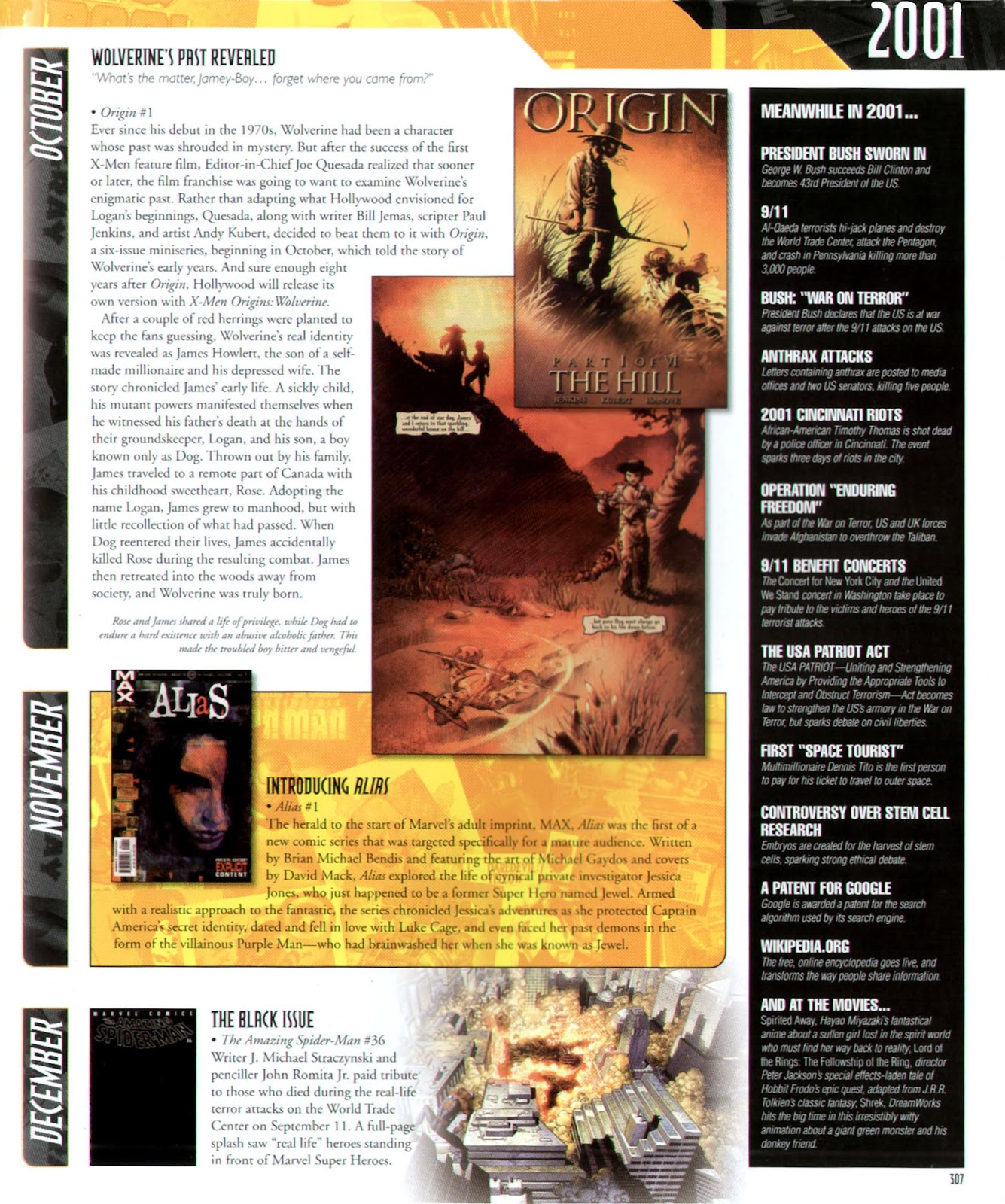 Read online Marvel Chronicle comic -  Issue # TPB (Part 3) - 86