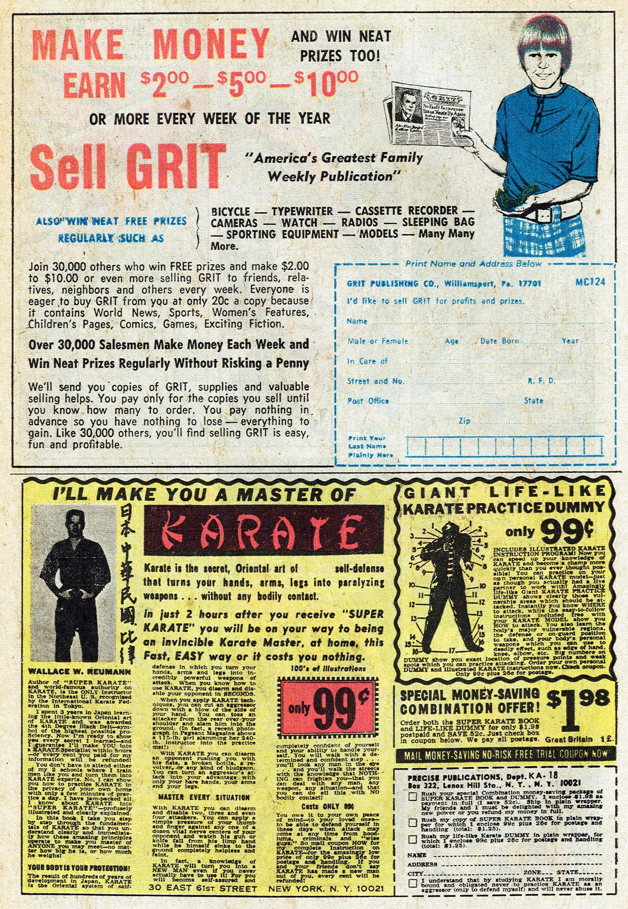 Read online Two-Gun Kid comic -  Issue #122 - 10