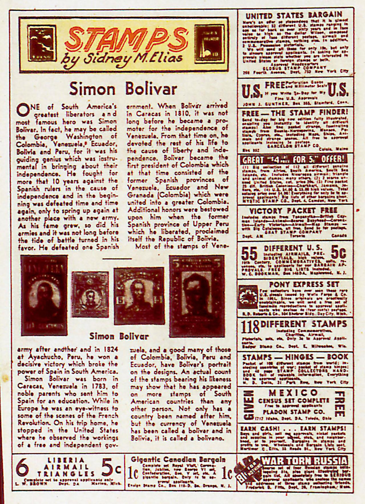 Read online Detective Comics (1937) comic -  Issue #71 - 30