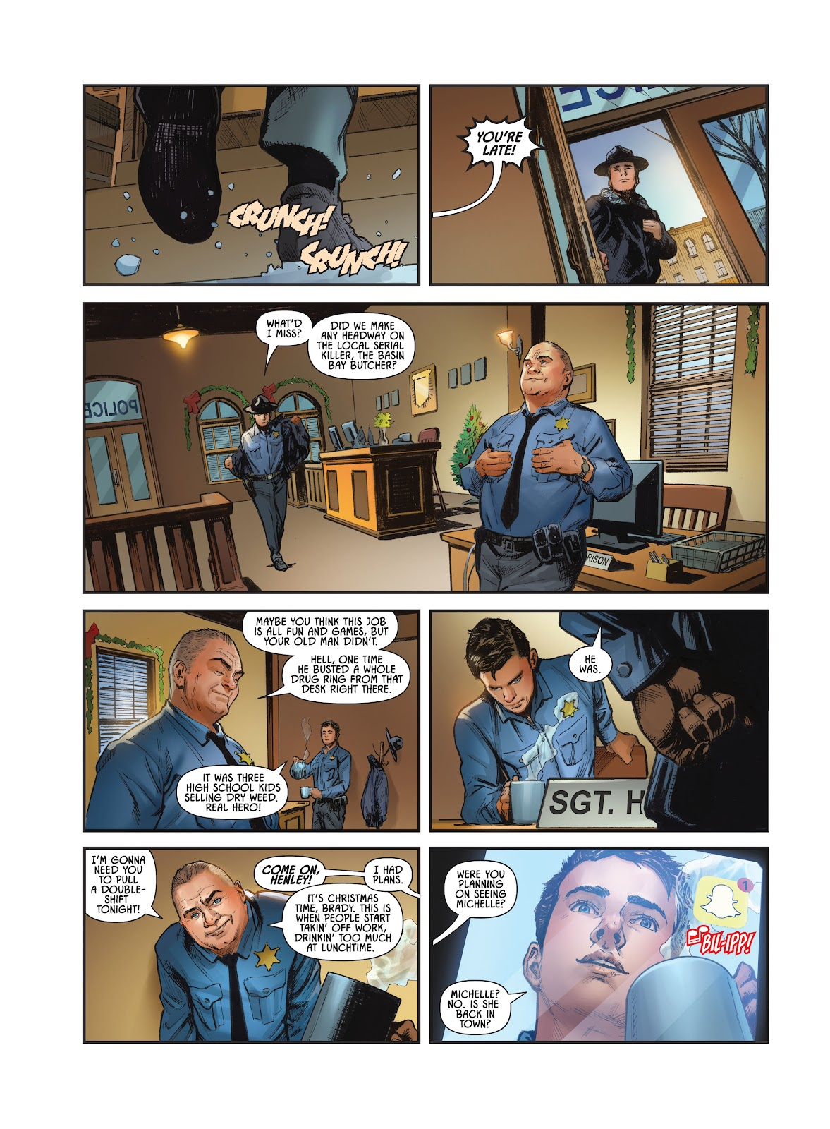 Savage Circus issue 1 - Page 14
