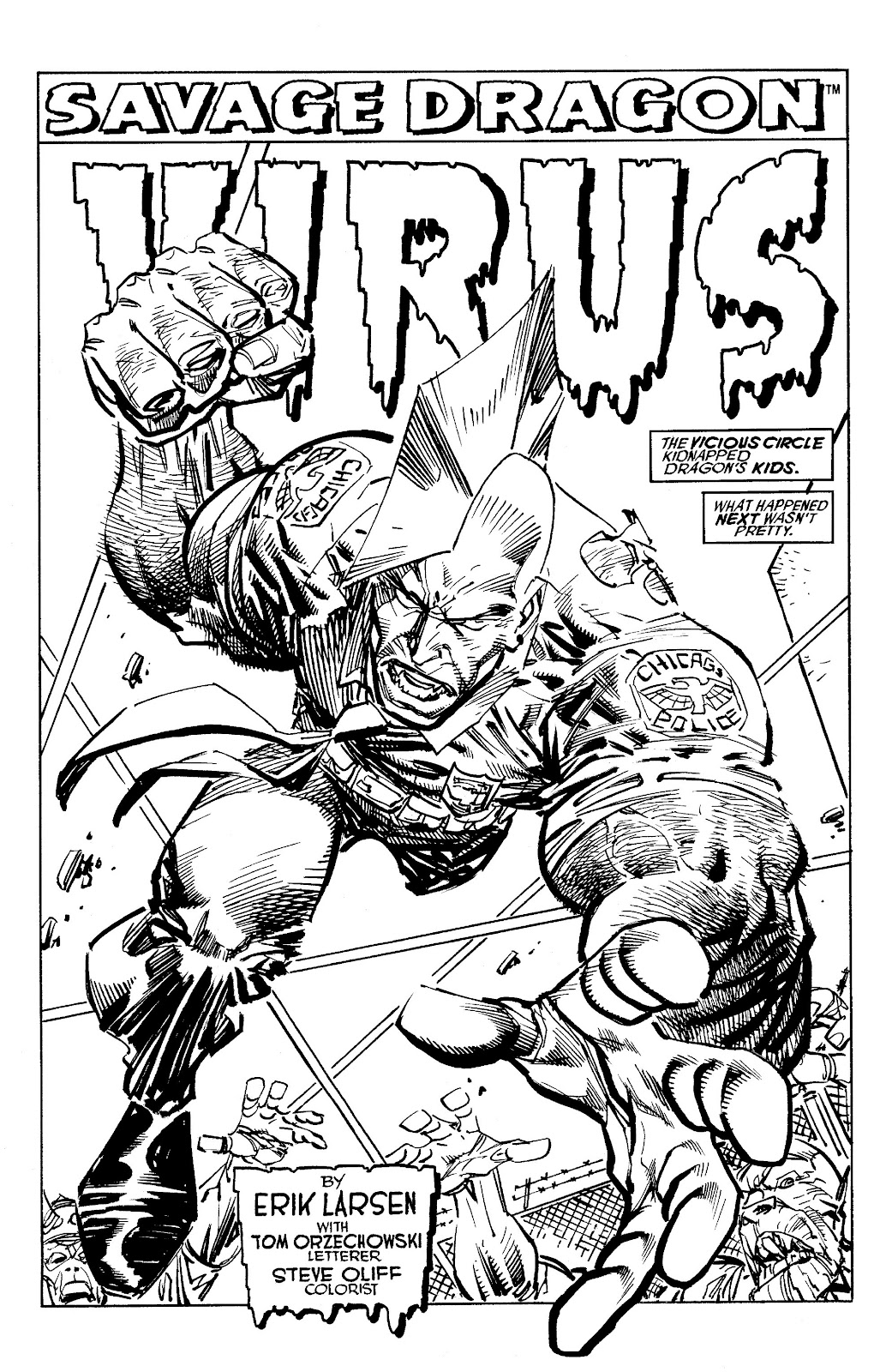 Read online Savage Dragon Archives comic -  Issue # TPB 6 (Part 5) - 13