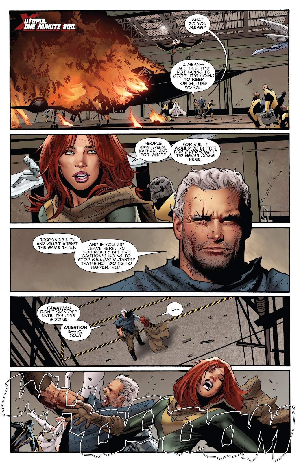 Read online X-Men: Second Coming comic -  Issue # _TPB (Part 2) - 85