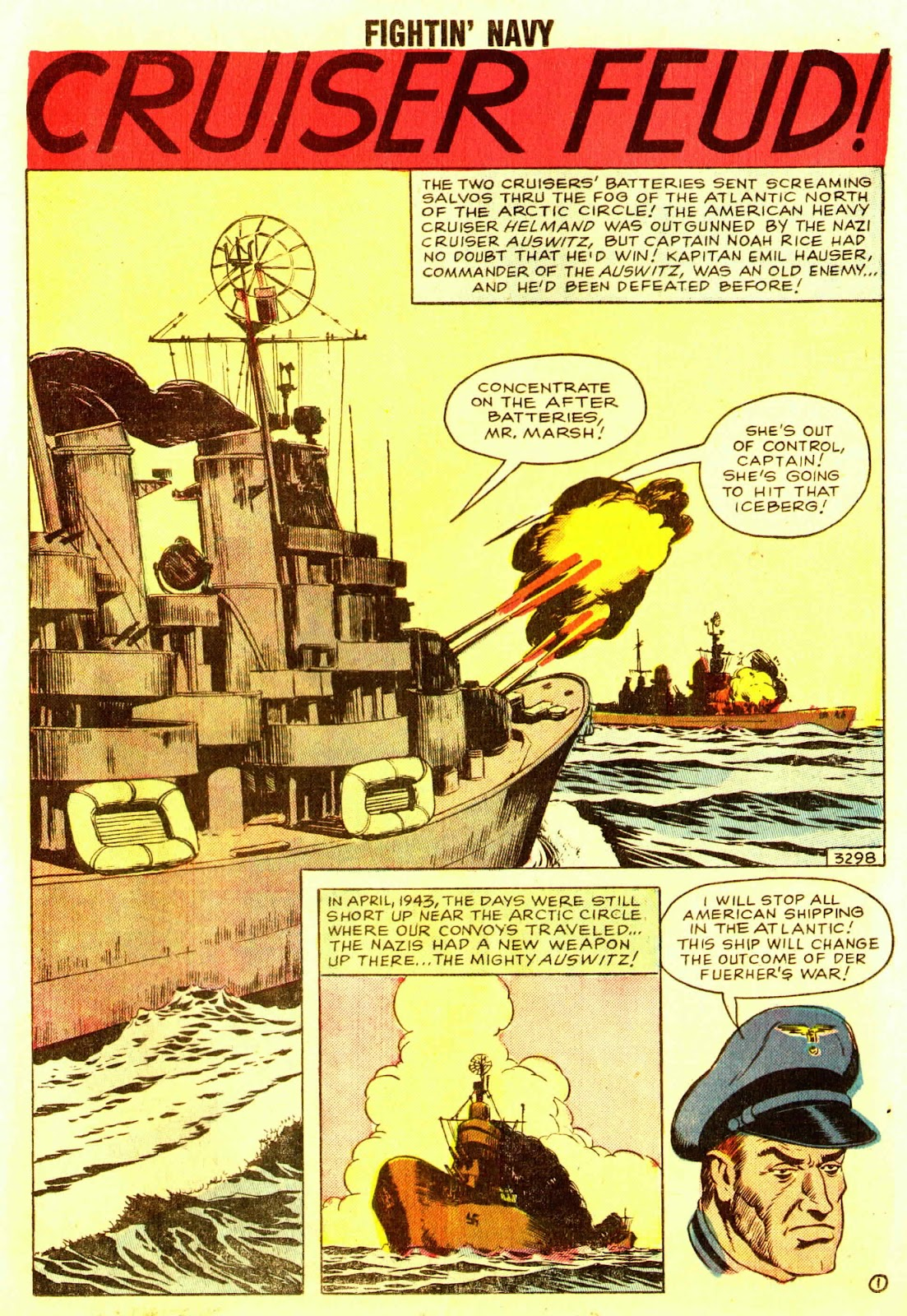 Read online Fightin' Navy comic -  Issue #83 - 75