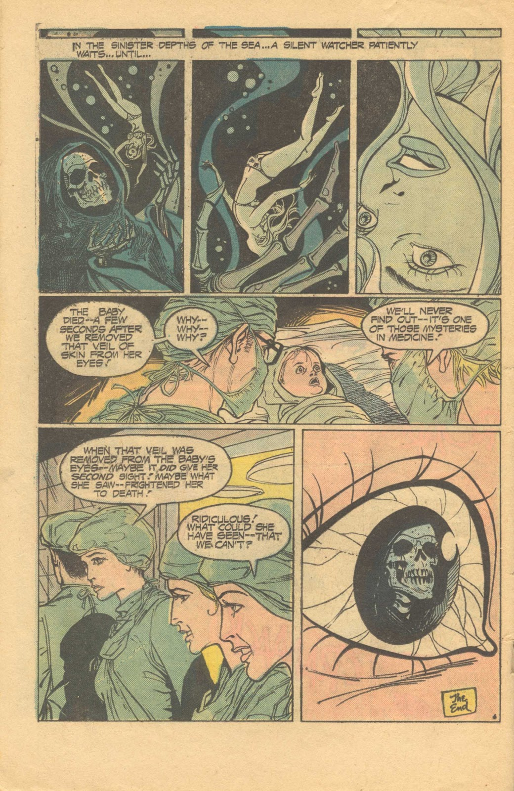 Weird Mystery Tales issue 20 - Page 17