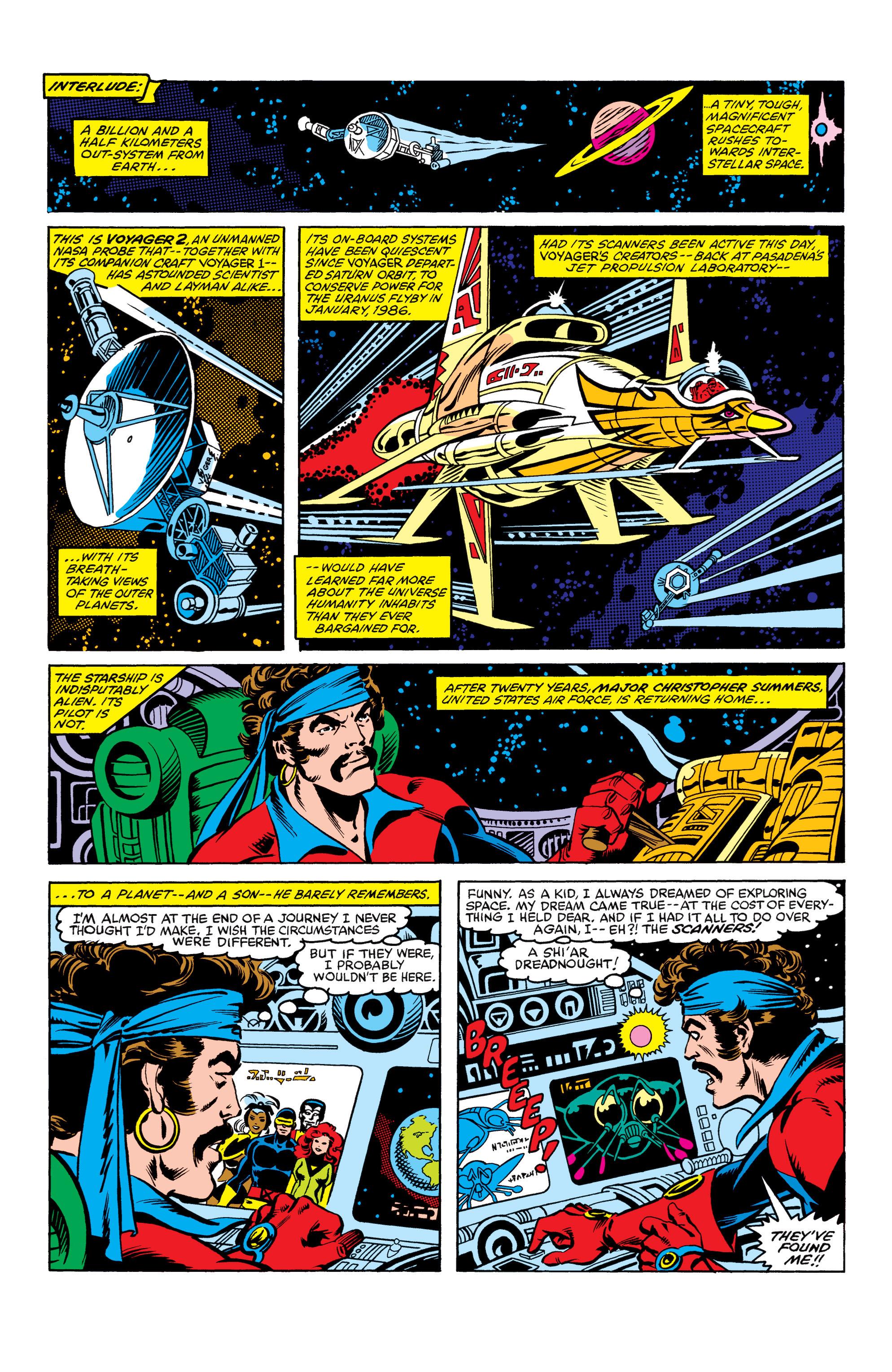 Read online Uncanny X-Men (1963) comic -  Issue #154 - 5