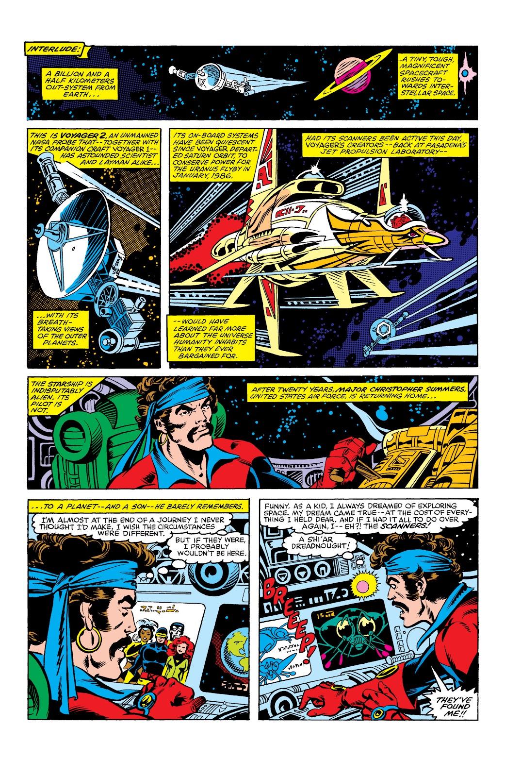 Uncanny X-Men (1963) issue 154 - Page 5
