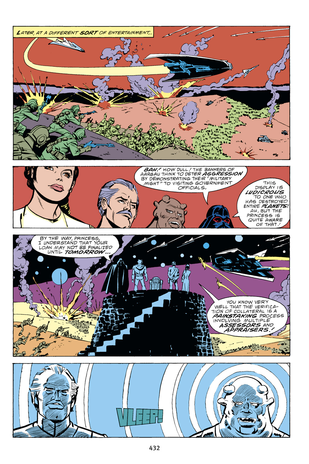 Read online Star Wars Omnibus comic -  Issue # Vol. 14 - 426