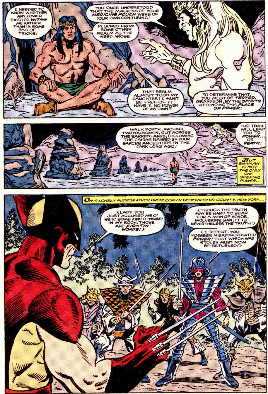 Read online Alpha Flight (1983) comic -  Issue #34 - 6