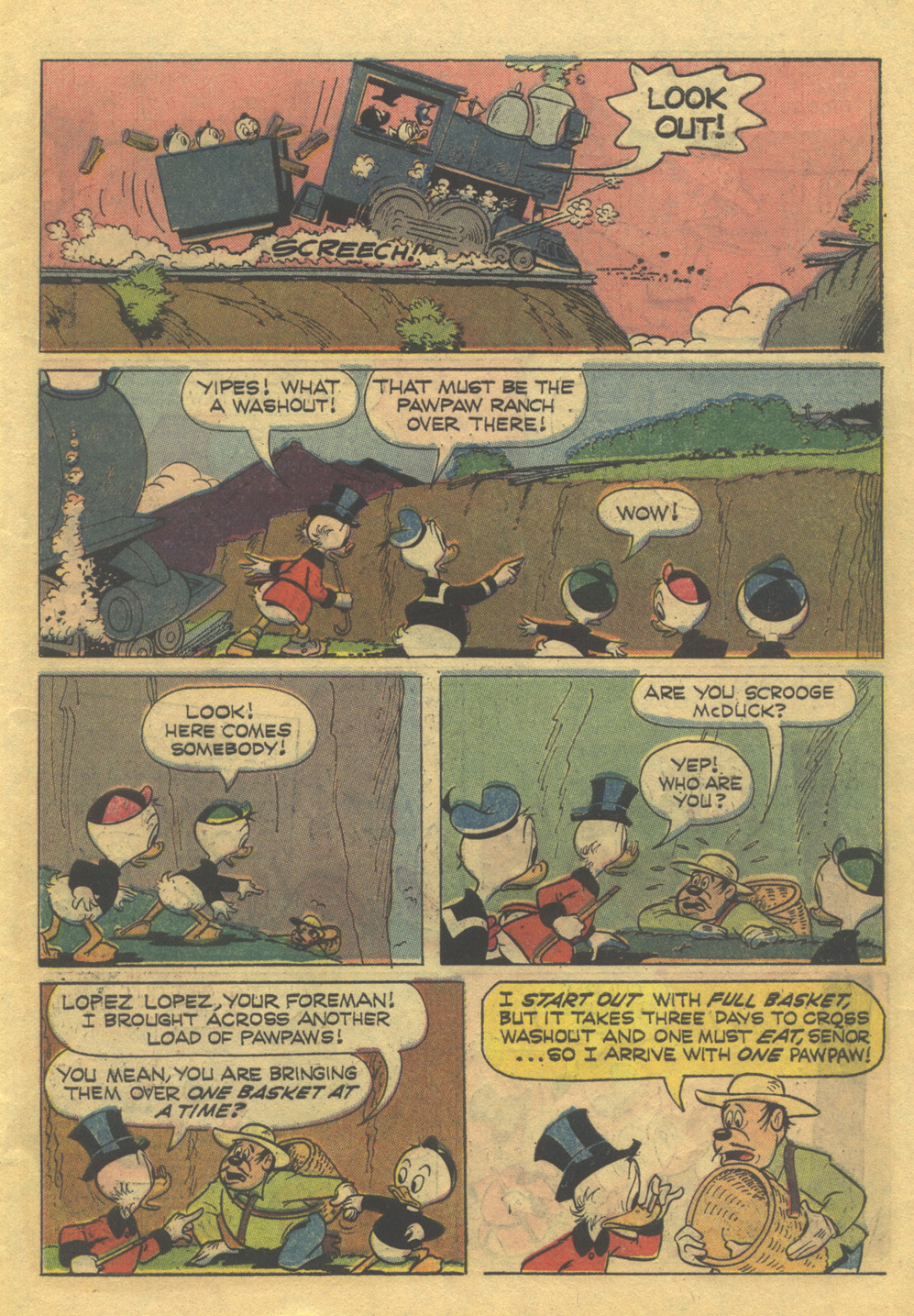 Read online Uncle Scrooge (1953) comic -  Issue #80 - 7