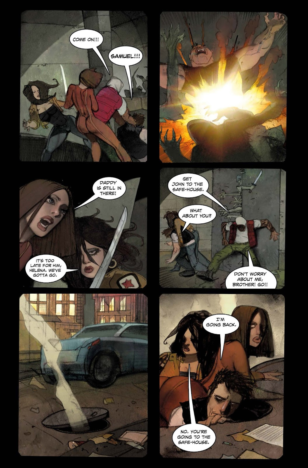 13 Coins issue TPB - Page 132